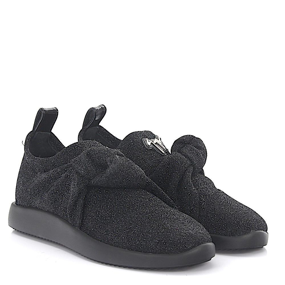 Sale Get To Buy Naty sneakers - Black Giuseppe Zanotti Buy Online Cheap Price Clearance Deals jXeTHo