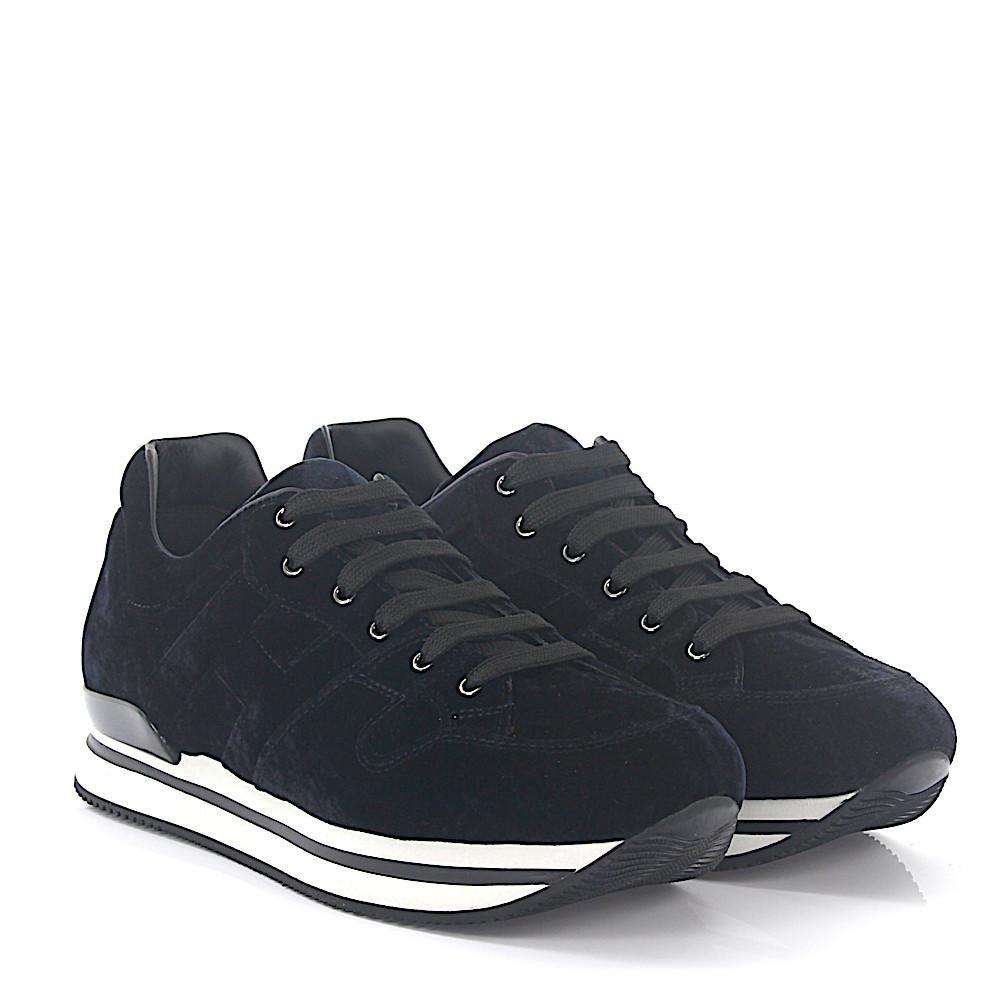 Hogan Sneakers H222 velvet NOu3N2c3I9