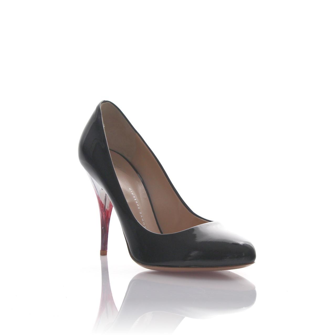 Giuseppe Zanotti Pumps Viv 100 patent leather dqCINW1wJv