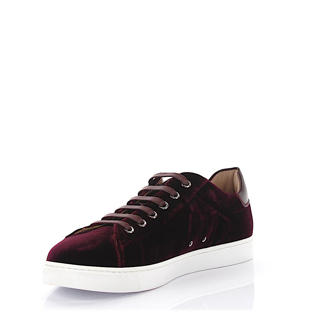 Gianvito RossiSneaker Low leather dSe2oD