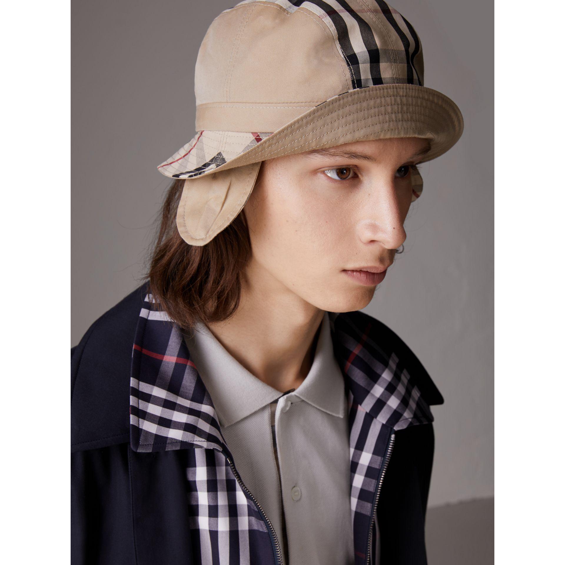 Lyst - Burberry Gosha X Bucket Hat for Men 334eec179a5