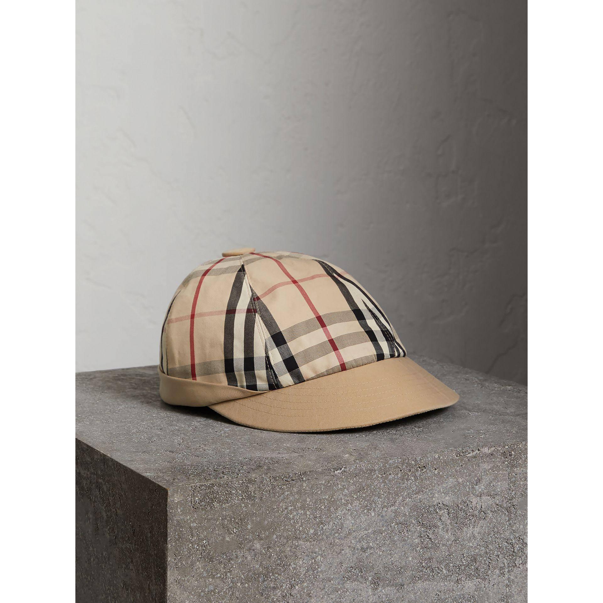 882ac30f Burberry Gosha X Baseball Cap for Men - Lyst