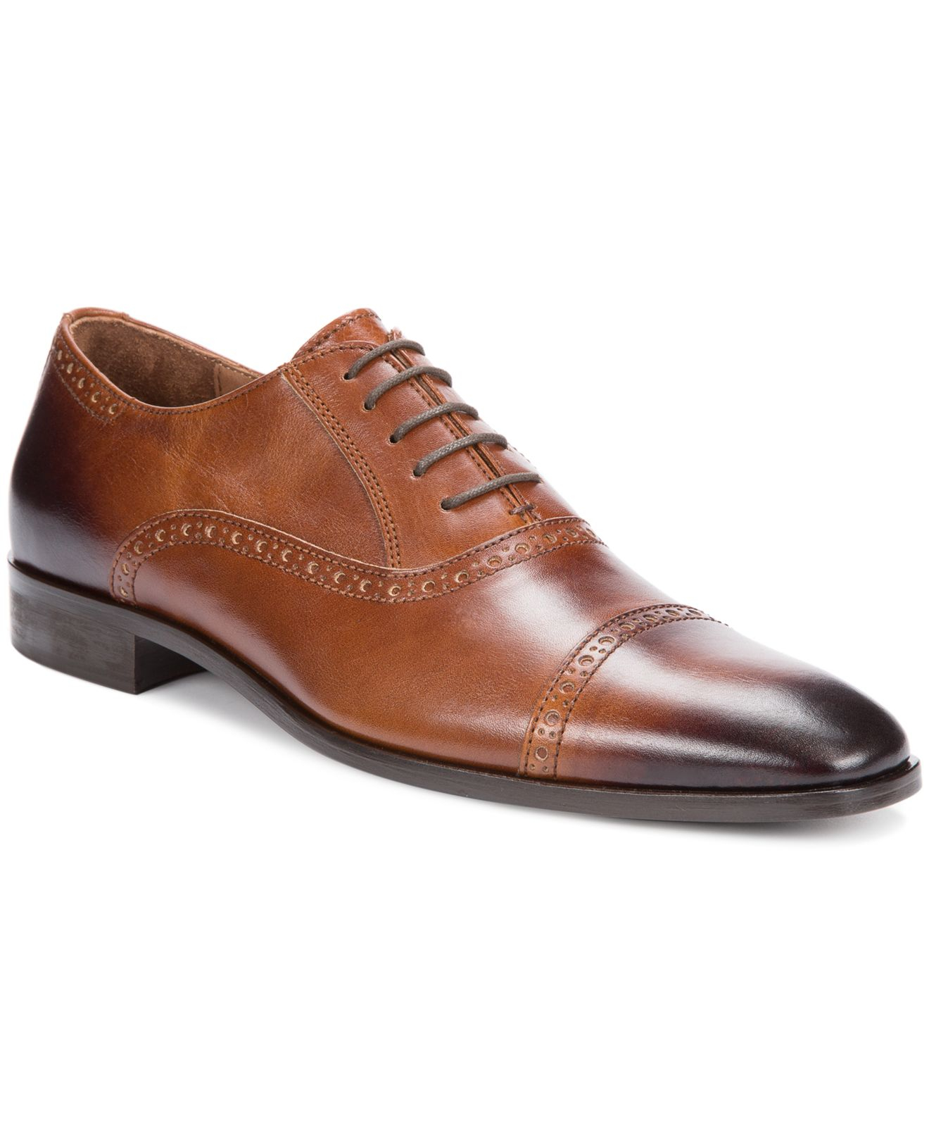 donald j pliner sachar shoes in brown for lyst