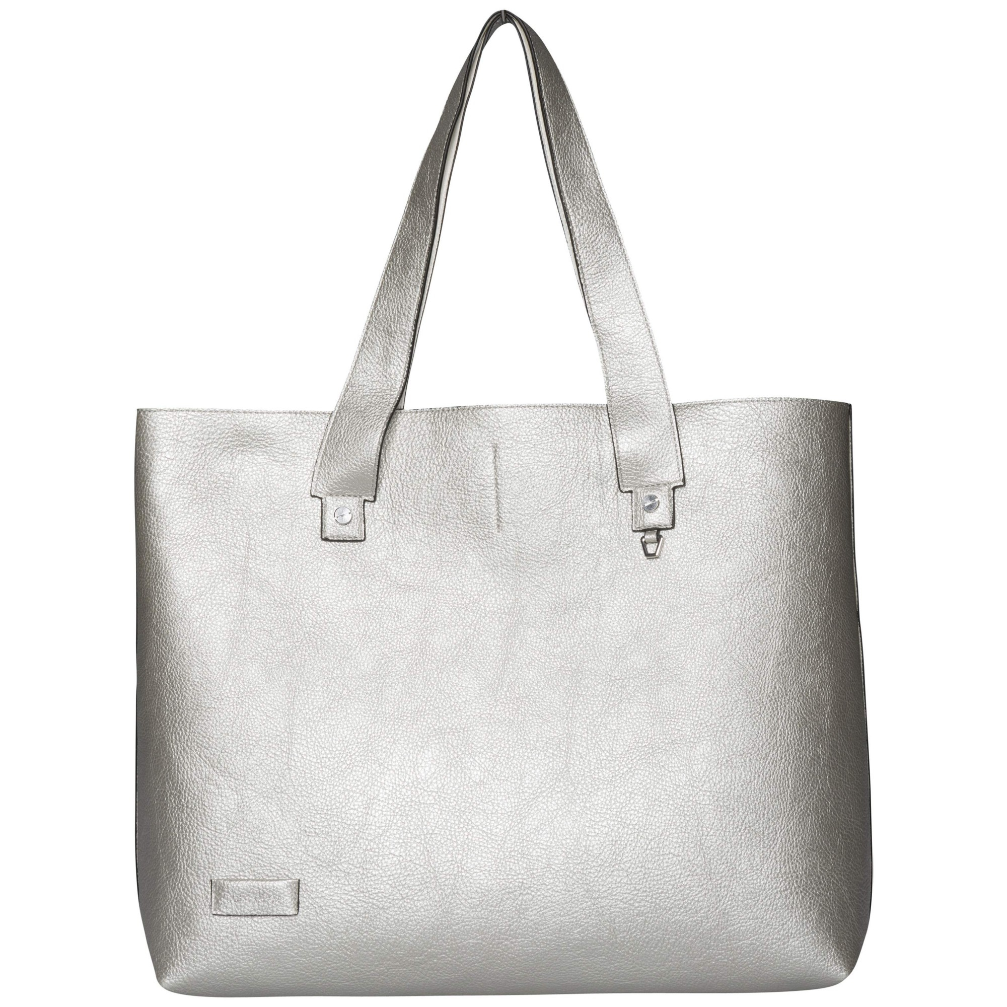 c64cf32e74a Calvin Klein Stef Reversible Tote Bag in Gray - Lyst