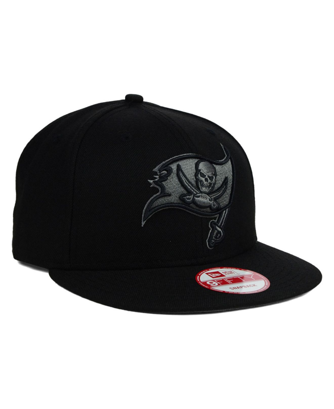 ... release date lyst ktz tampa bay buccaneers black gray 9fifty snapback  cap in 48795 5e913 bbc3abef00f1