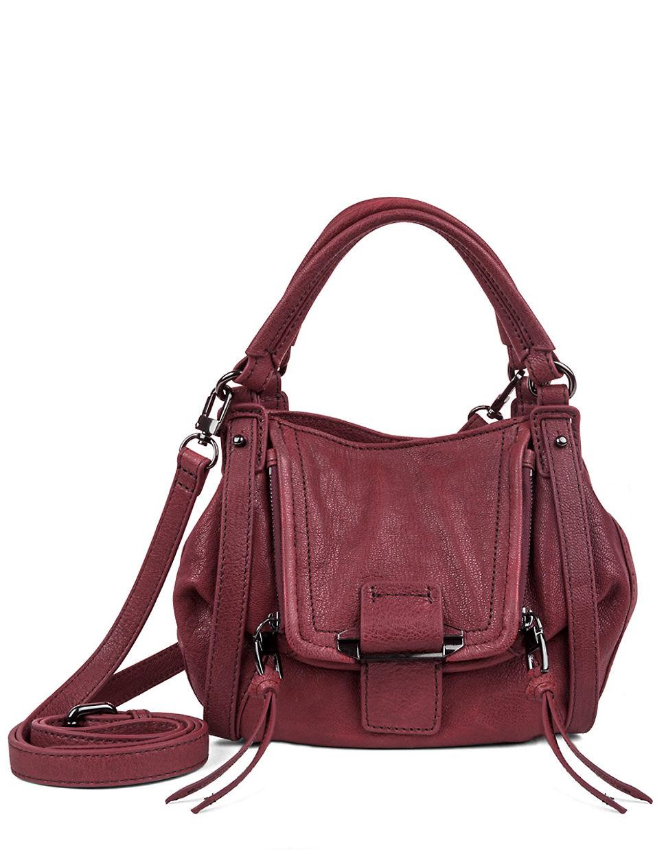 643e58b788 Kooba Mini Jonnie Leather Crossbody Bag - Lyst