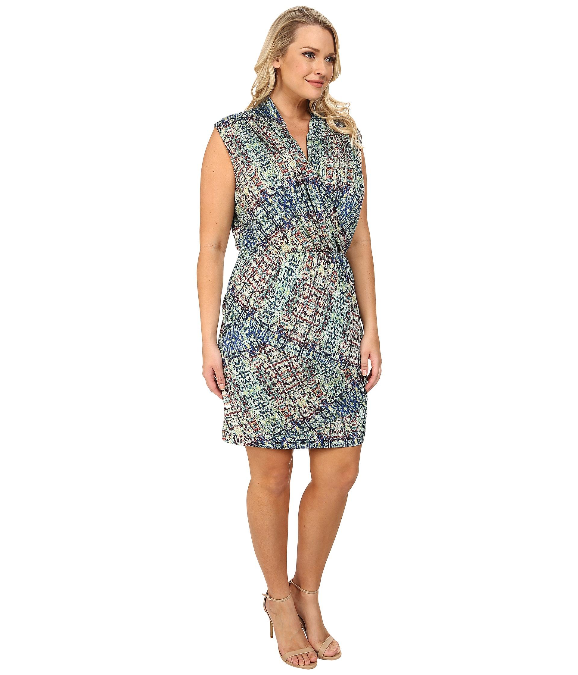 Lyst Niczoe Plus Size Urban Safari Dress