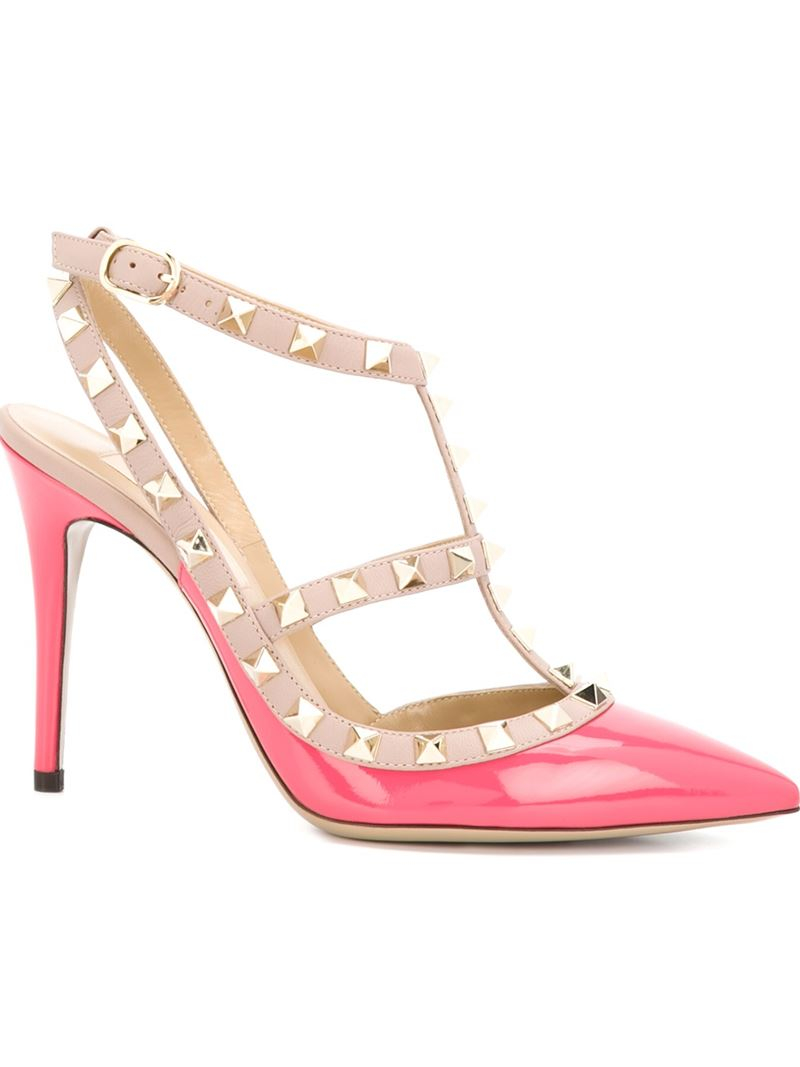 146f6064d6c3 Valentino Pumps Pink
