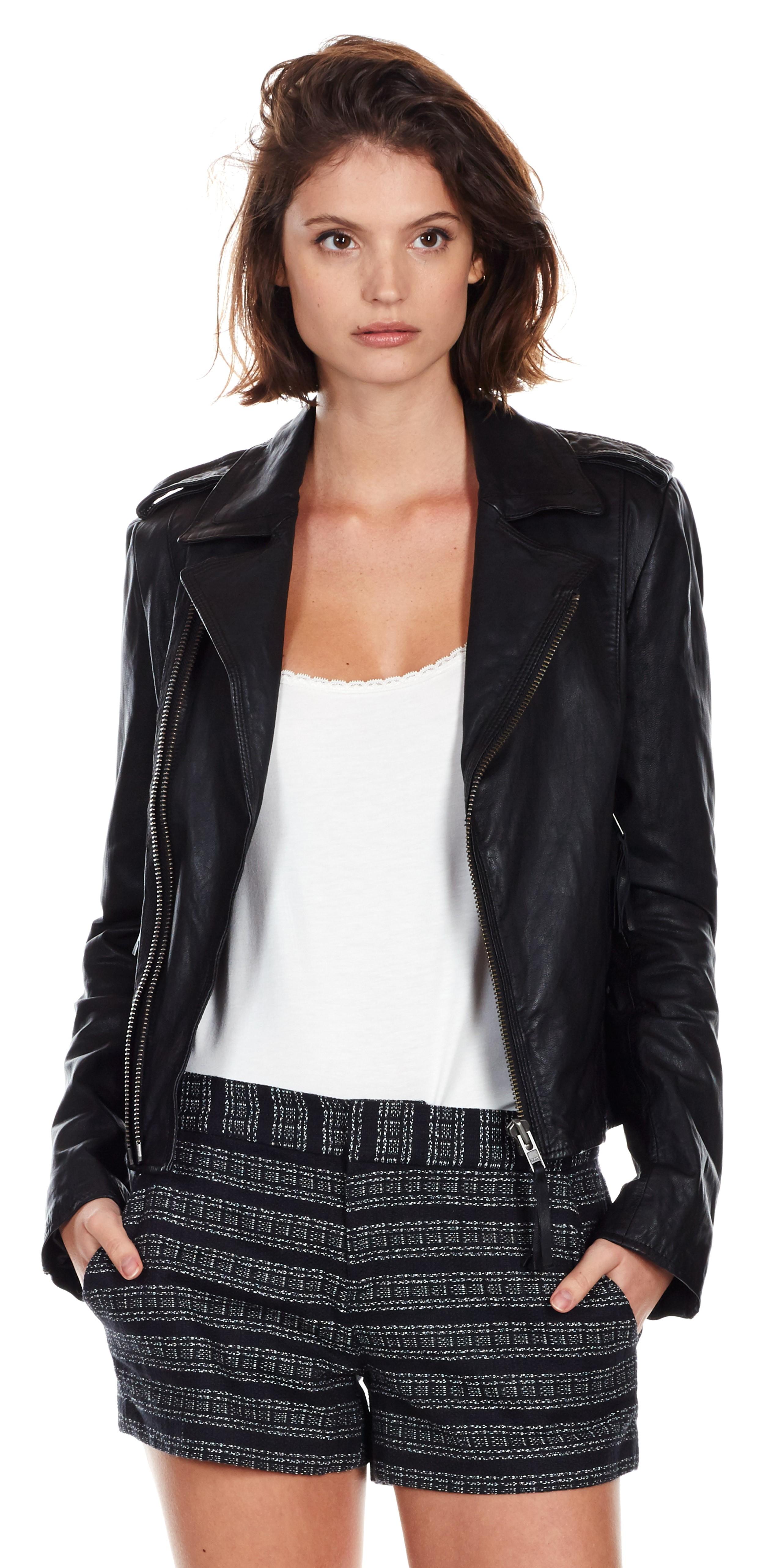 Joie leather jacket