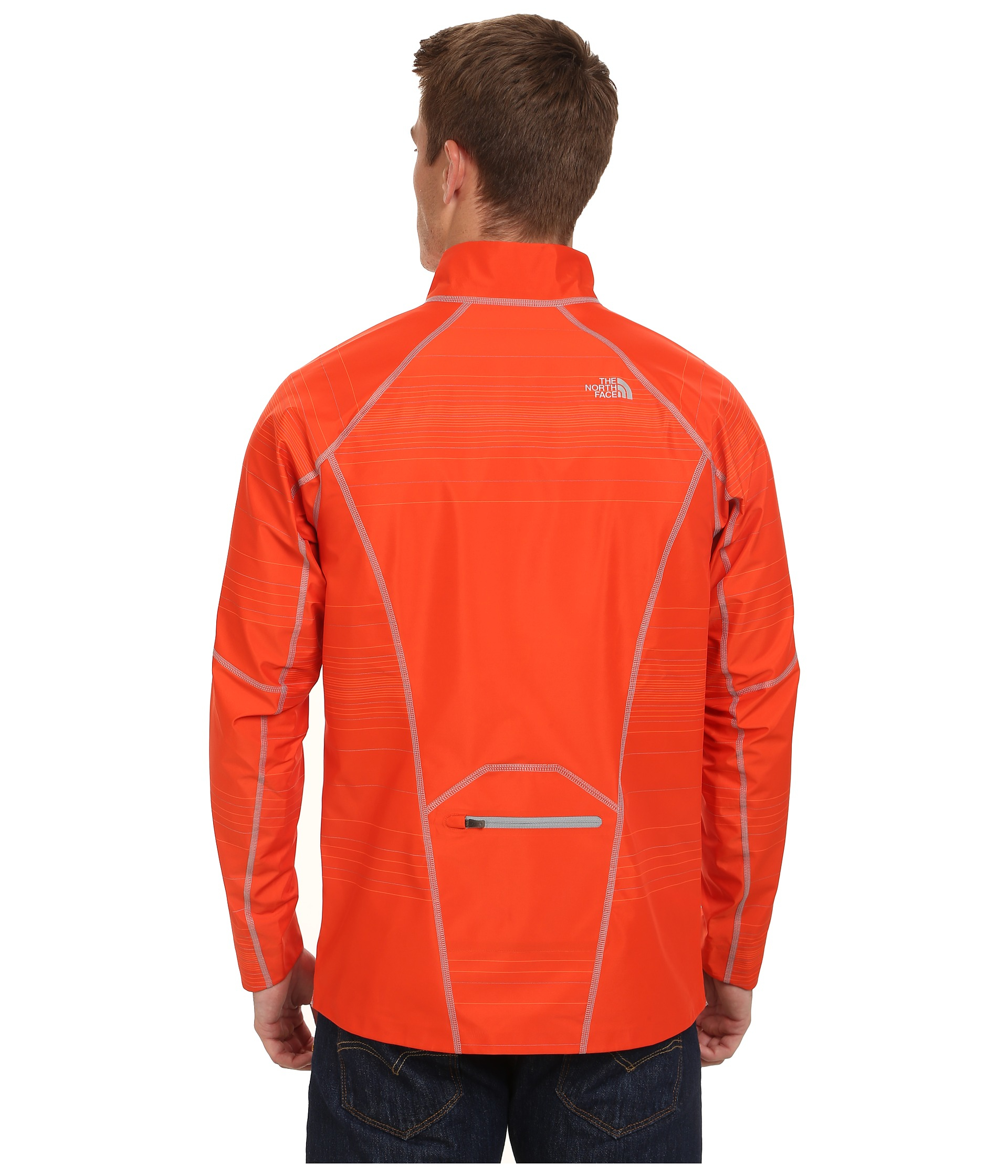 870adae8e030 Lyst - The North Face Illuminated Reversible Jacket in Orange for Men