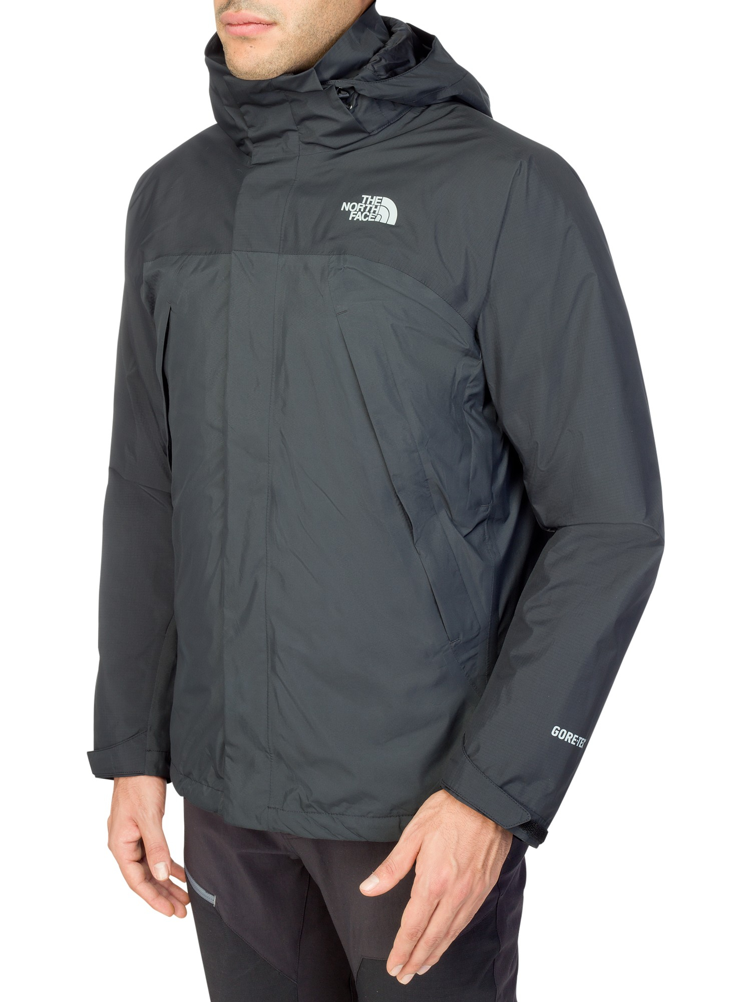 bb0dd2caf5cd The North Face Mountain Light Triclimate 3-In-1 Jacket in Black for ...