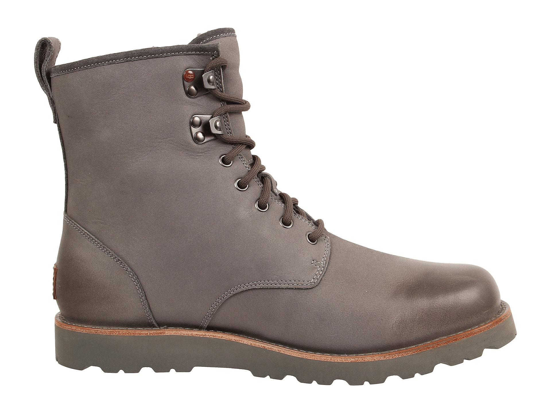 ugg men's hannen   leather