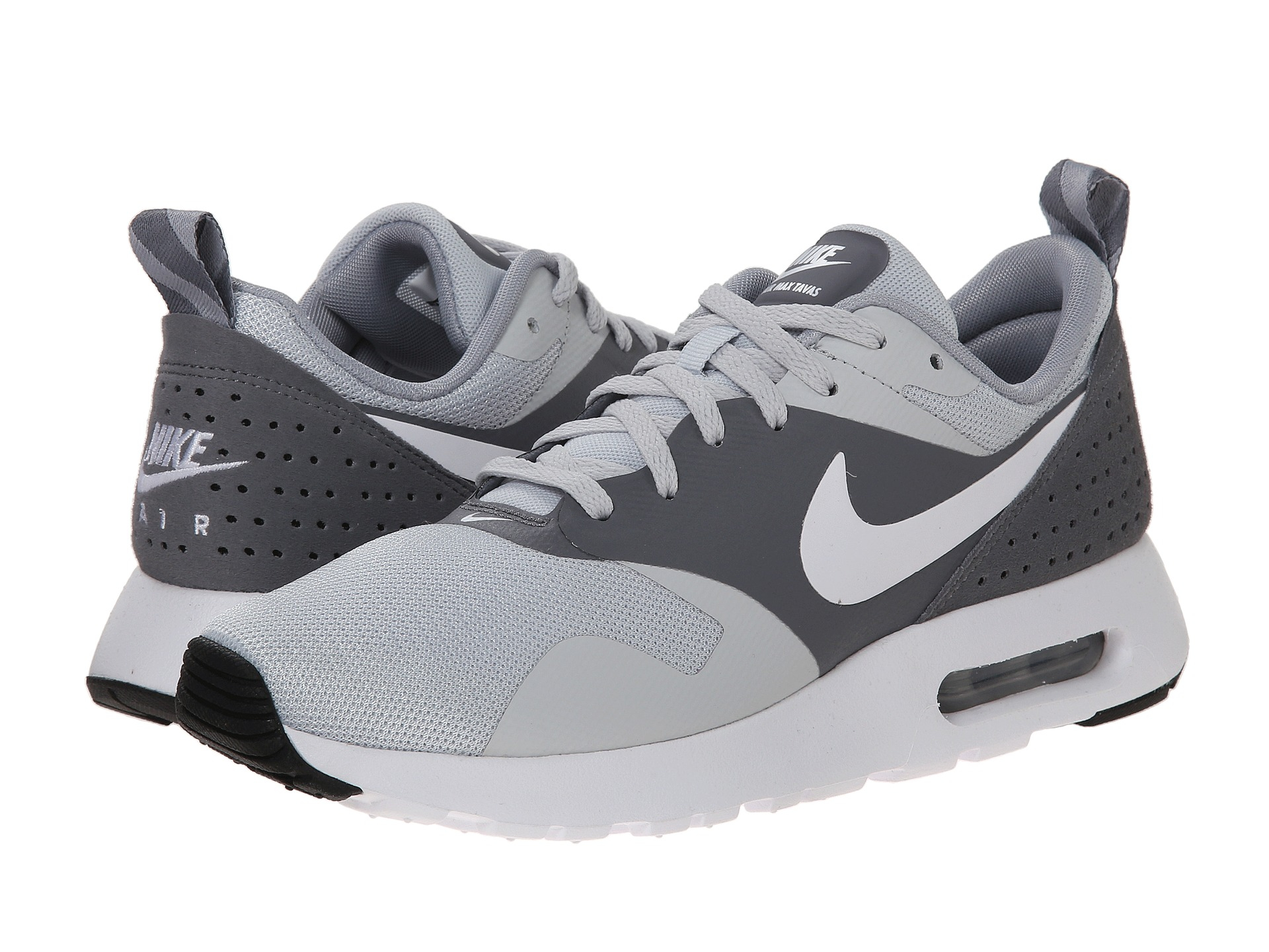 check out dfa43 98ac0 Nike Air Max Tavas Essential in Gray for Men - Lyst