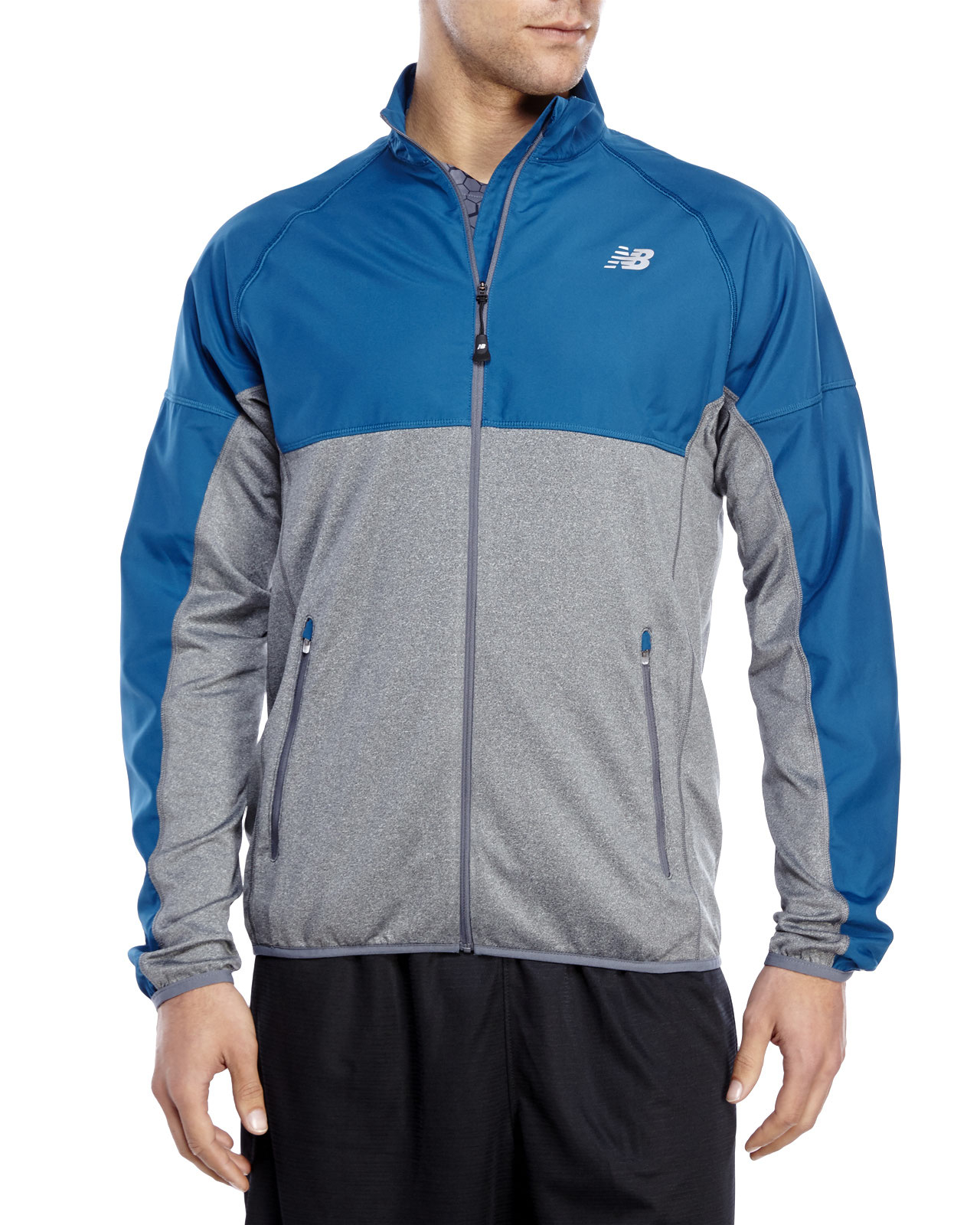 f74c6249441df New Balance Raptor Jacket in Blue for Men - Lyst