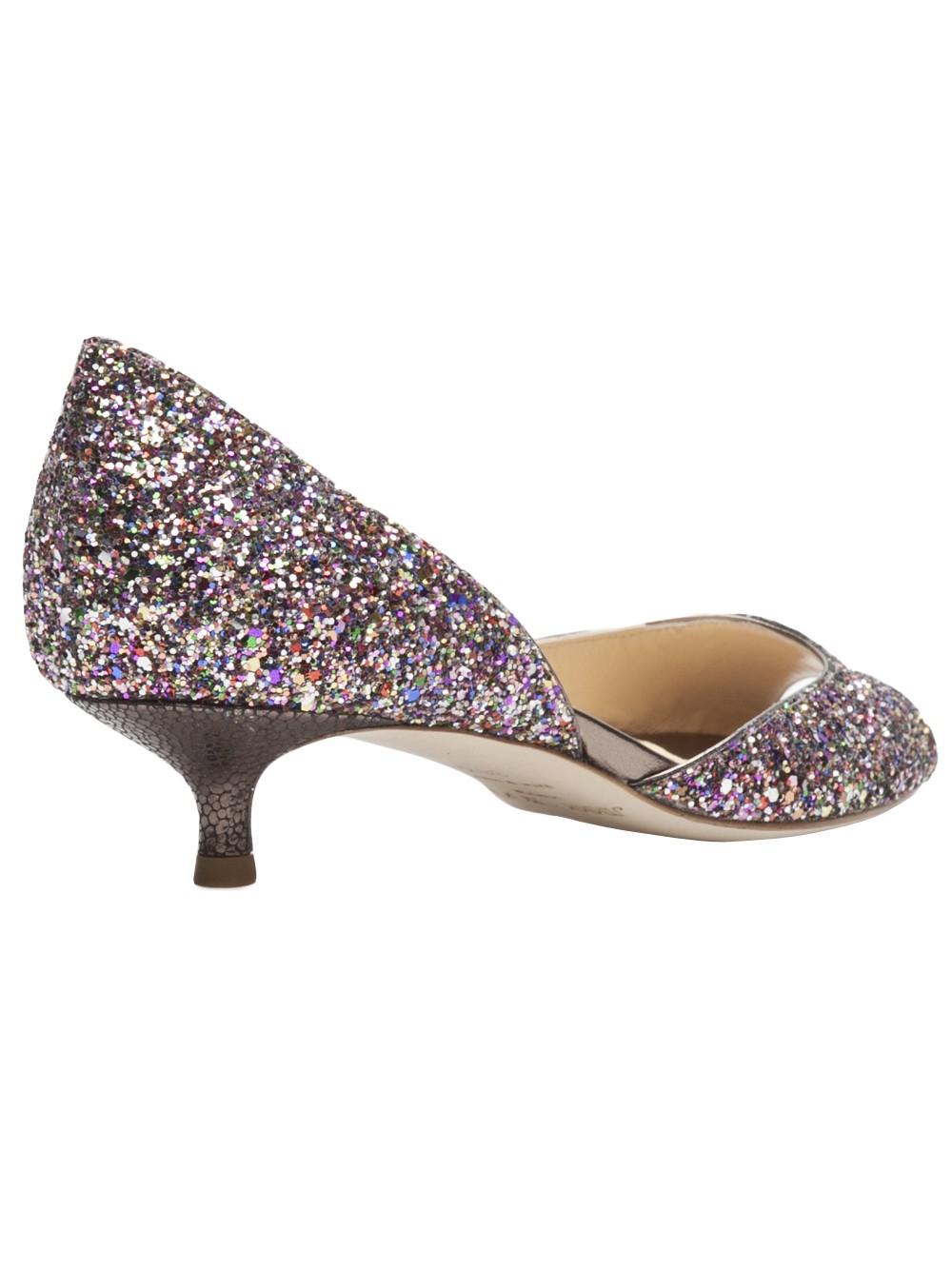 b7e4498bb41 Sparkle Kitten Heels - Red Heels Vip
