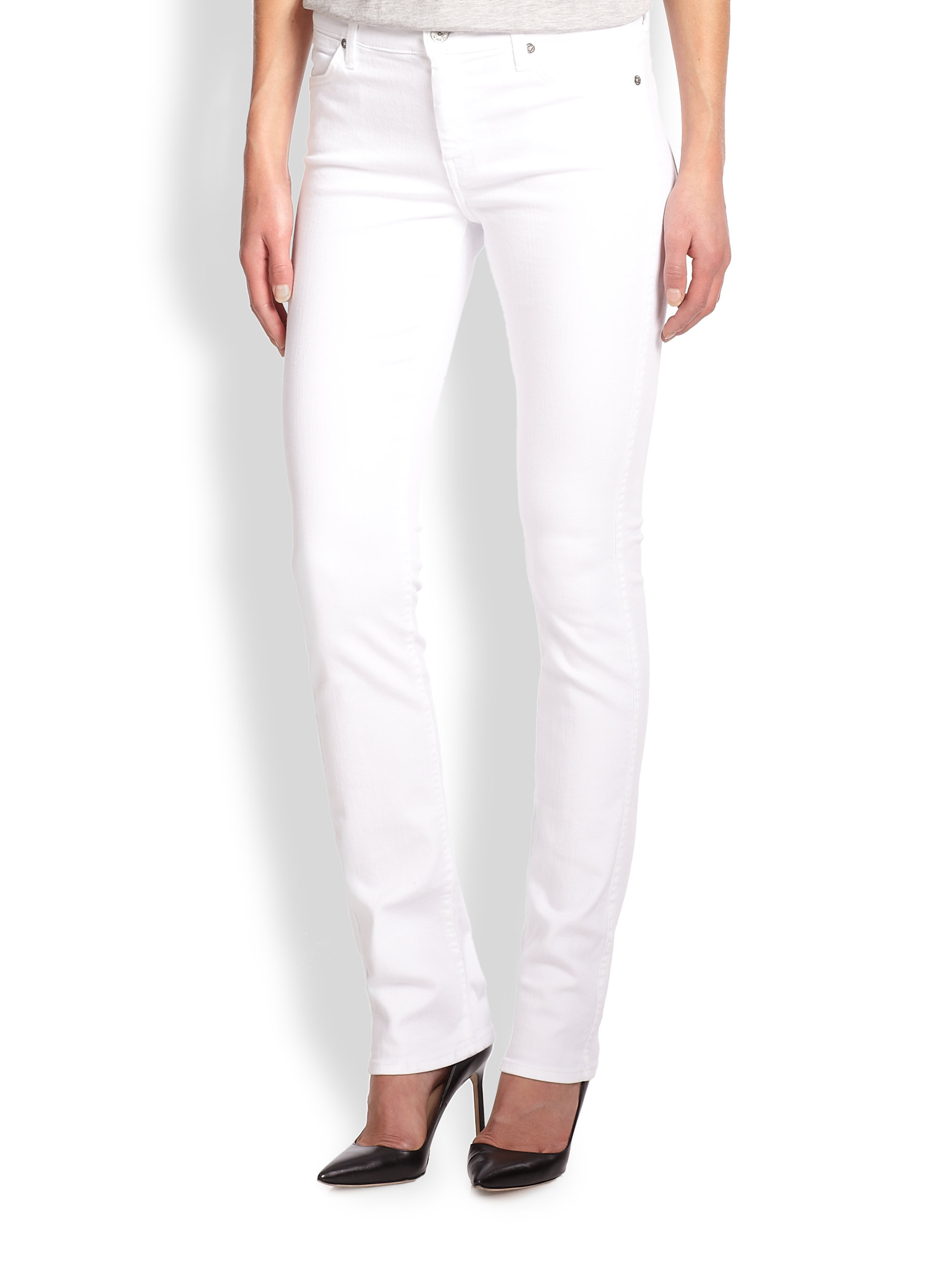 Find great deals on eBay for white straight leg jeans. Shop with confidence.