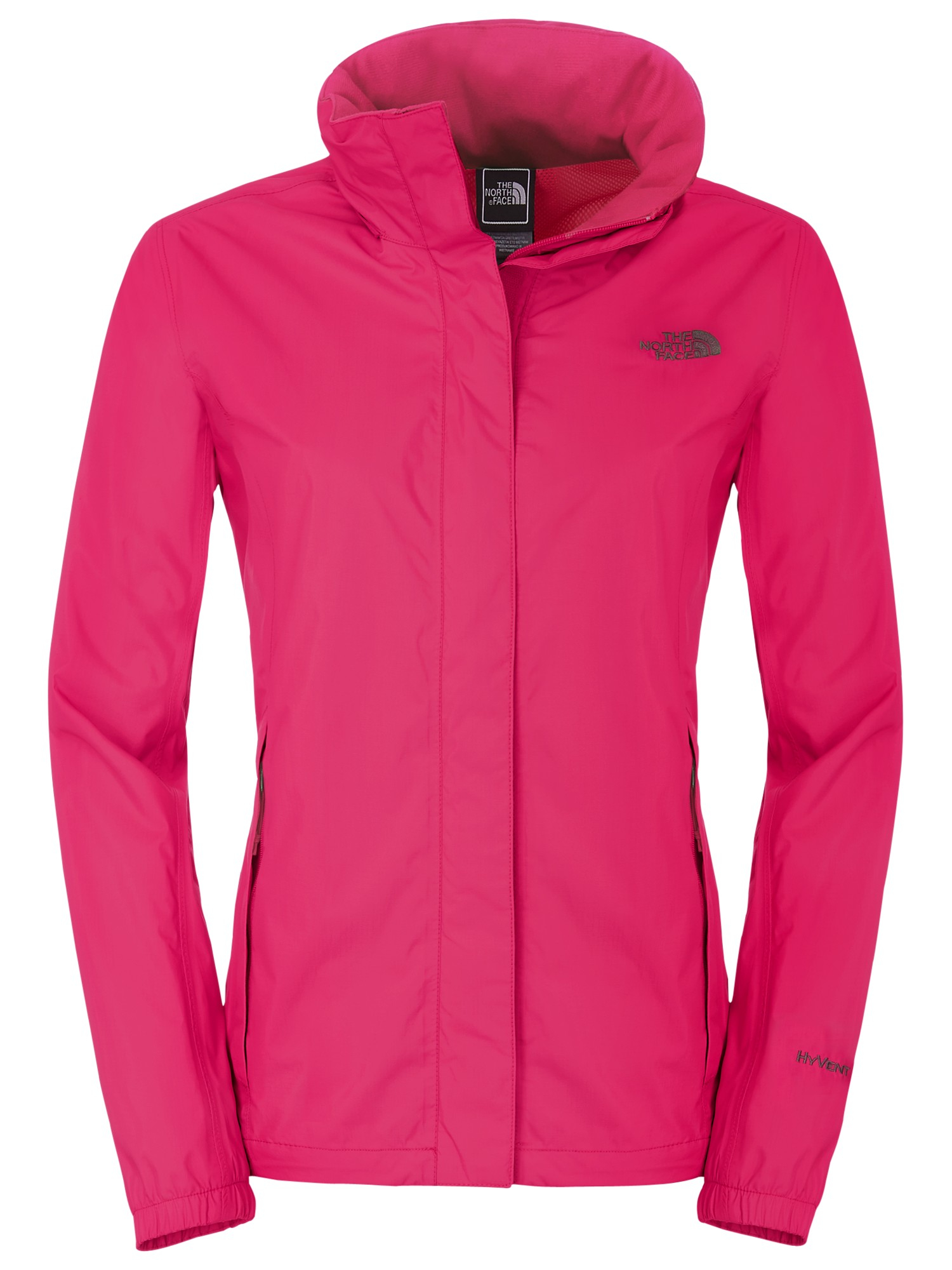 db9c6e5527d8 The North Face Resolve Jacket in Pink - Lyst