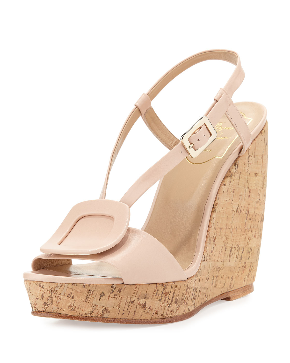 cheap many kinds of affordable Roger Vivier Suede Platform Sandals cheap with paypal cheap largest supplier y5jJaRTSG