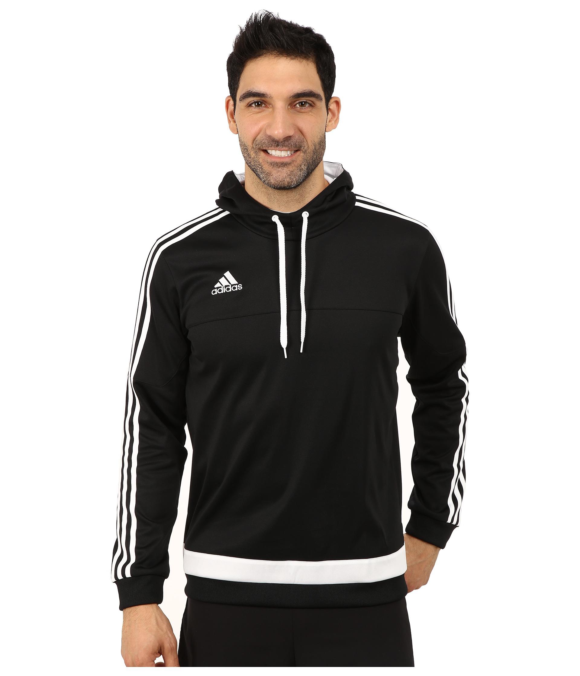 Lyst Adidas tiro 15 en negro para Hombres sudadera con capucha