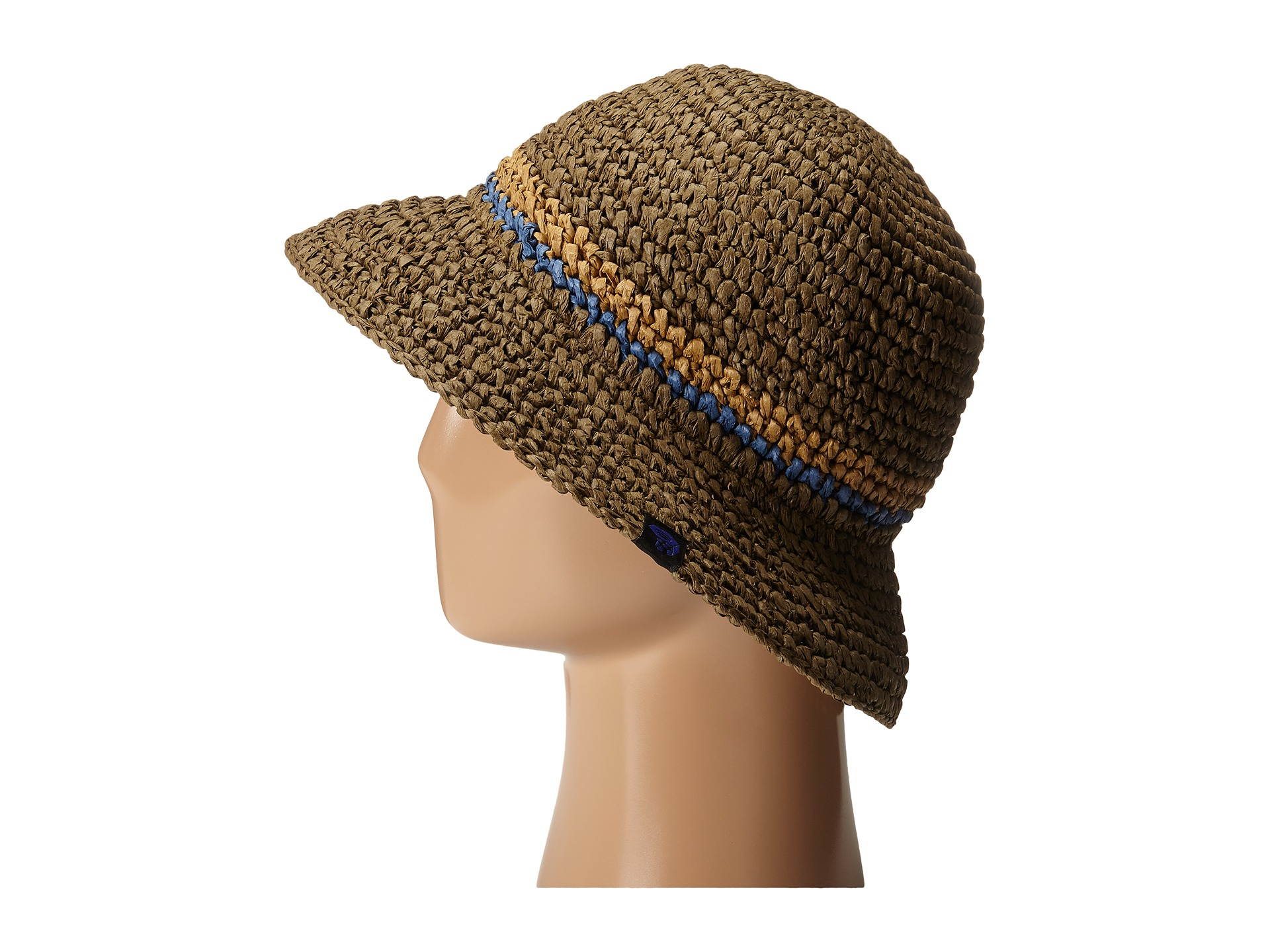 01778843caa8a Mountain Hardwear Raffia Bucket in Natural - Lyst