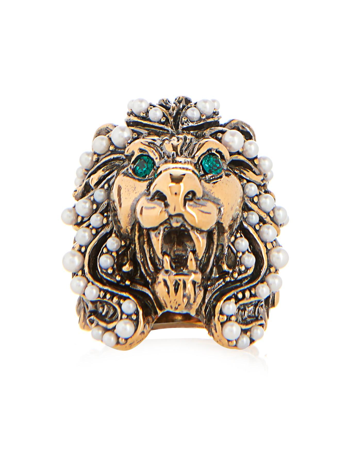 Animal Band Ring