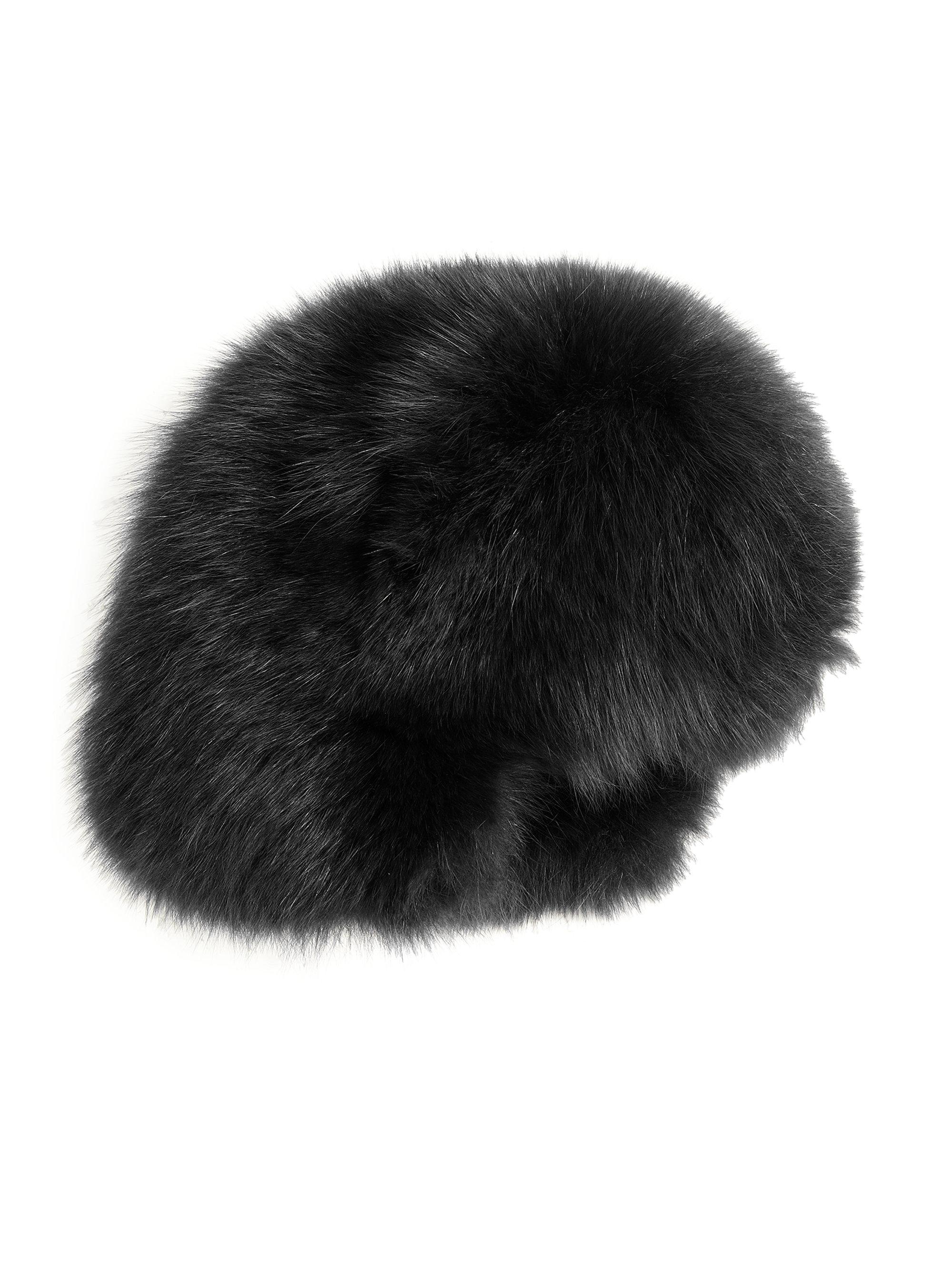 moncler fur hat