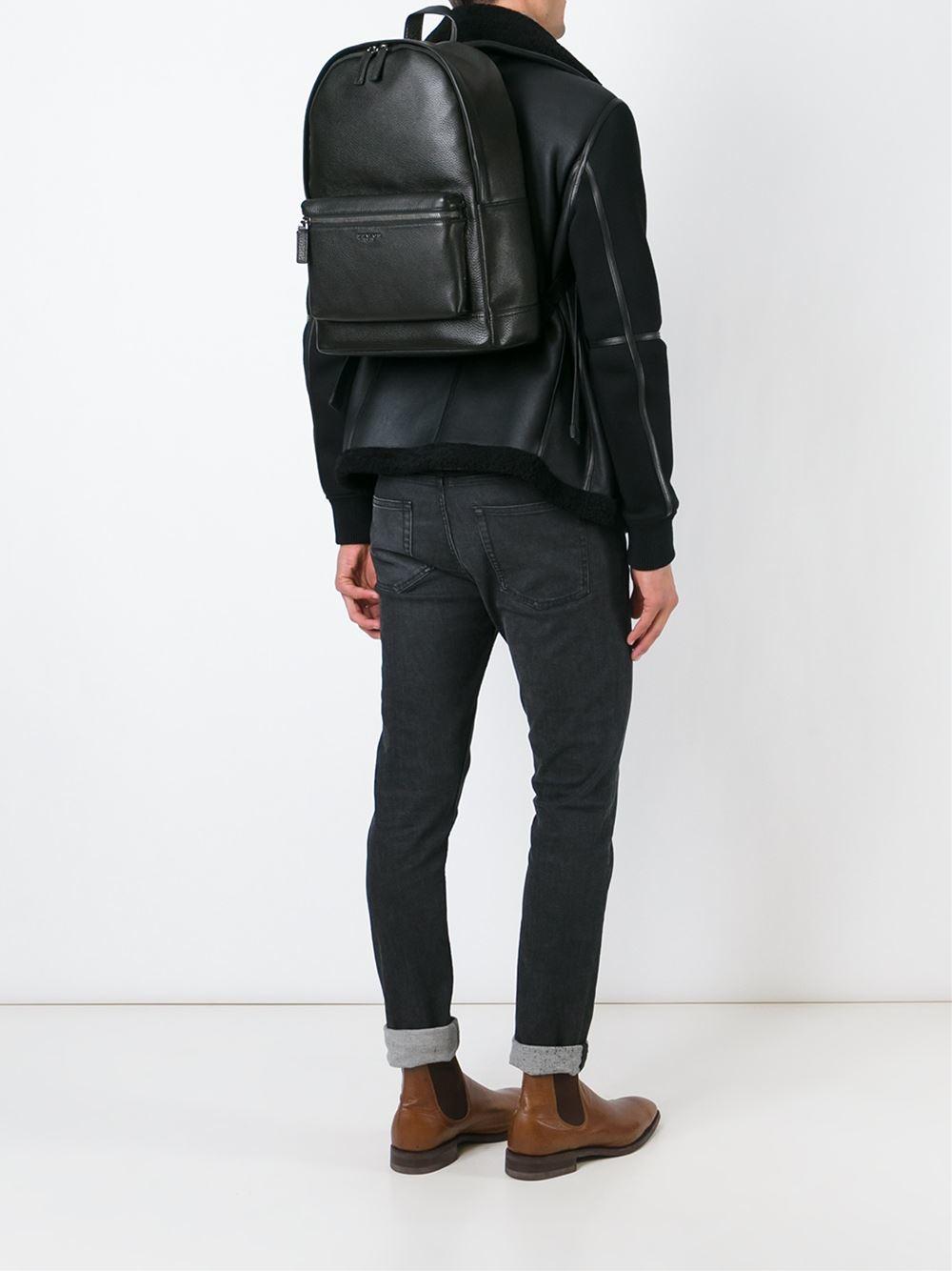5e5cd32dbea3d7 Michael Kors 'bryant' Backpack in Black for Men - Lyst