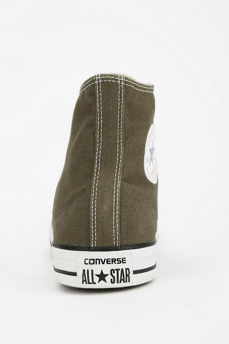 Lyst Converse Chuck Taylor All Star Womens Hightop