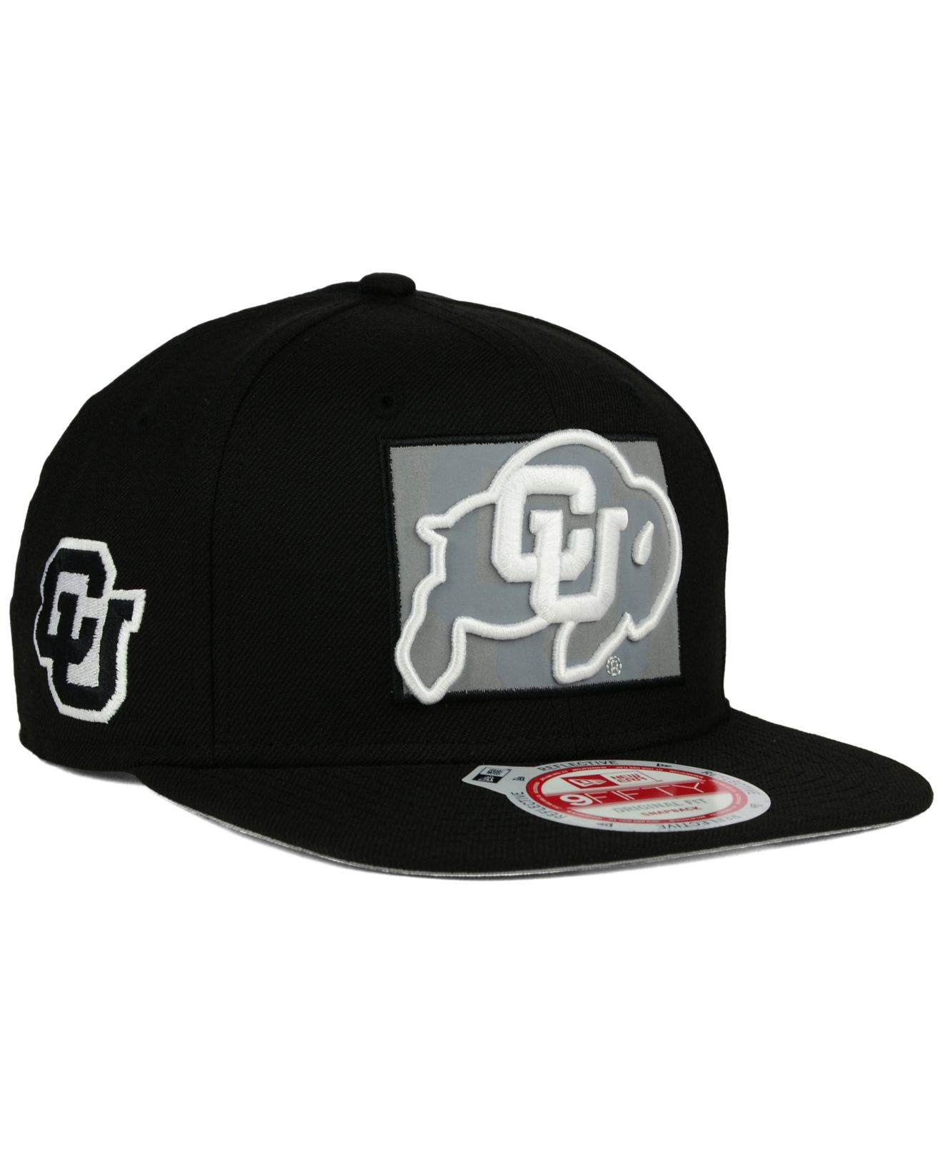 f109210b77a buy switzerland lyst ktz colorado buffaloes state flective 9fifty snapback  cap in ab7f1 4755d 9432e 464bc