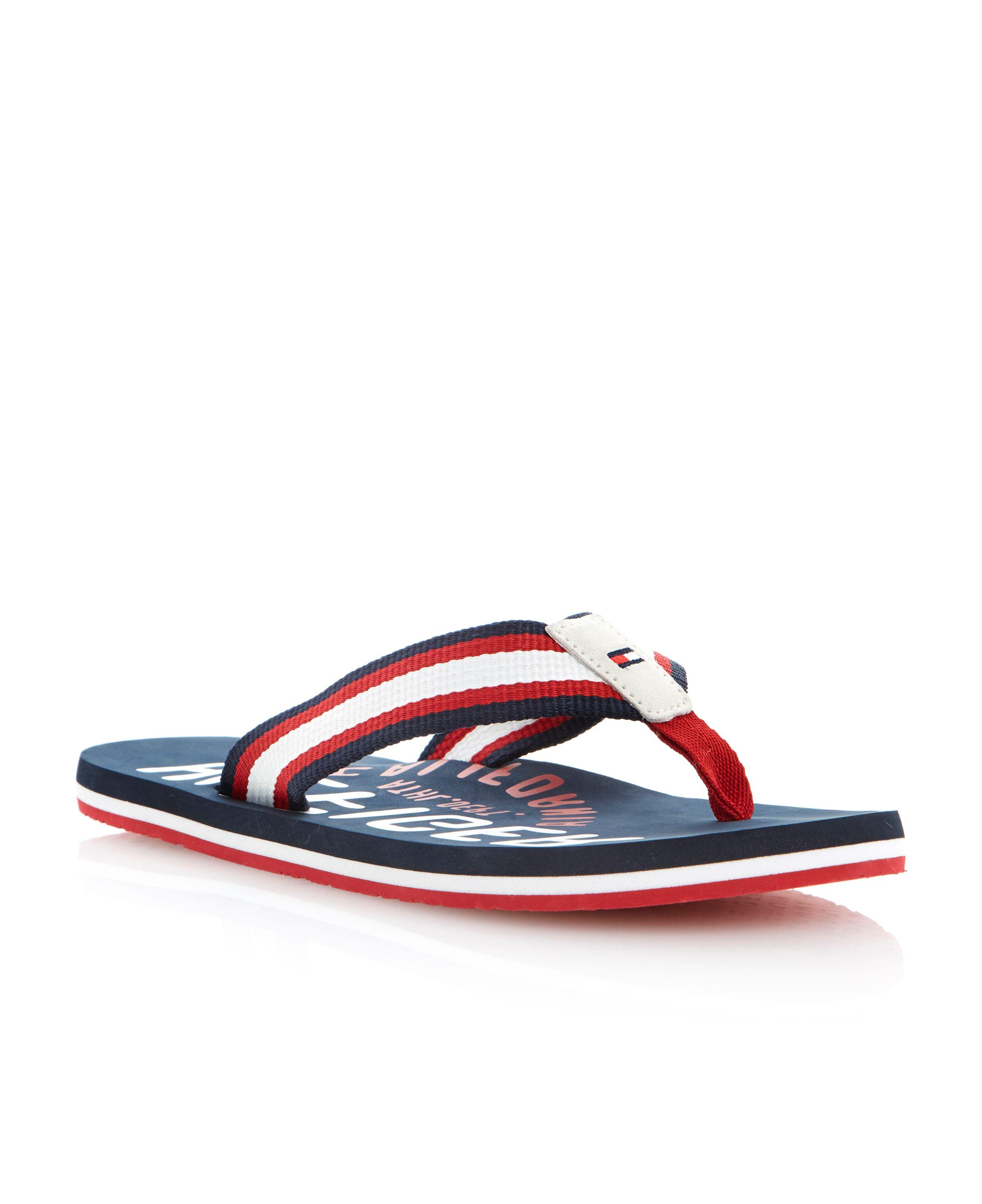 Stripe Beach Sandals - Sales Up to -50% Tommy Hilfiger AGrV2bVUc