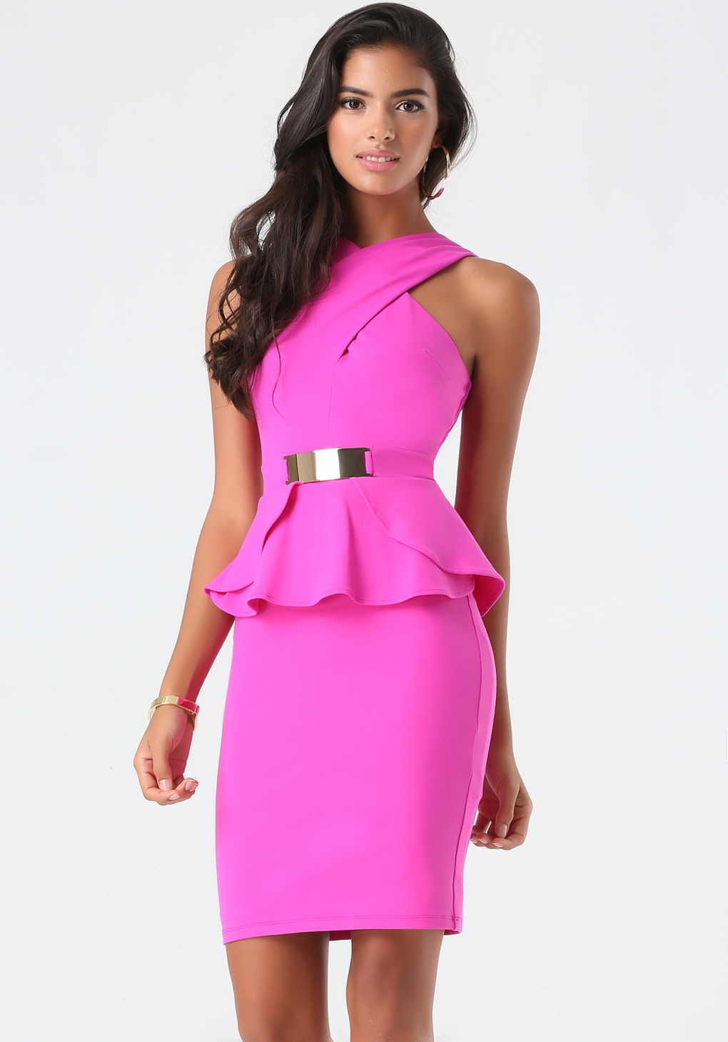 Gallery Women S Peplum Dresses