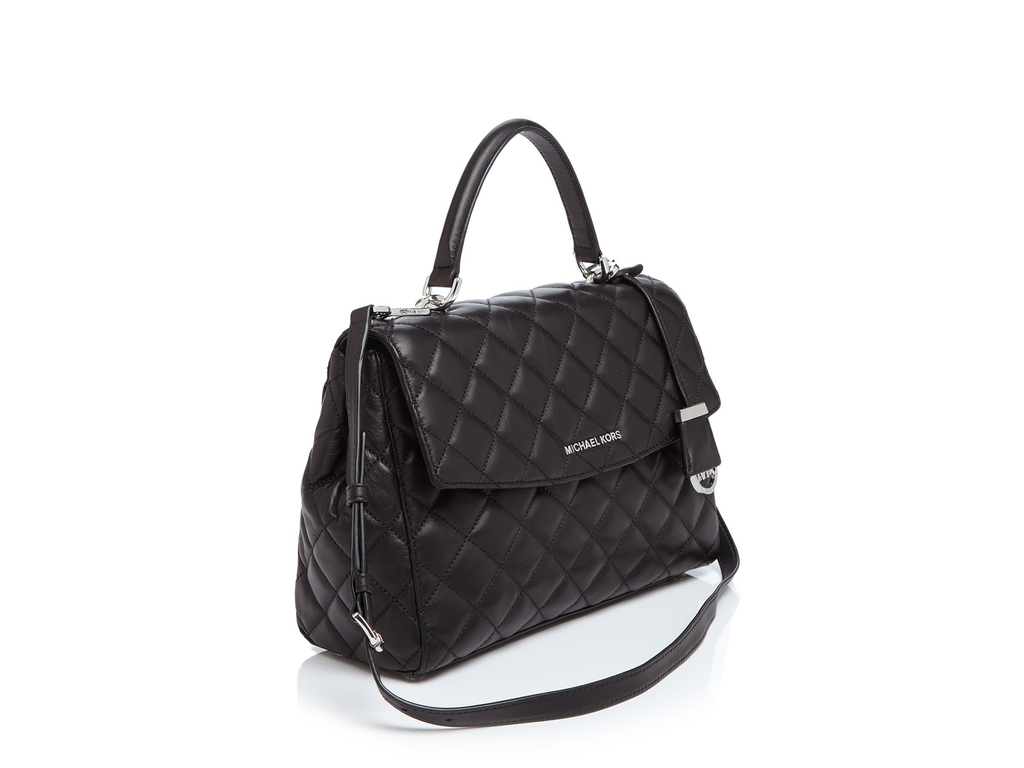 Gallery Previously Sold At Bloomingdale S Women Michael Kors Quilted Bag