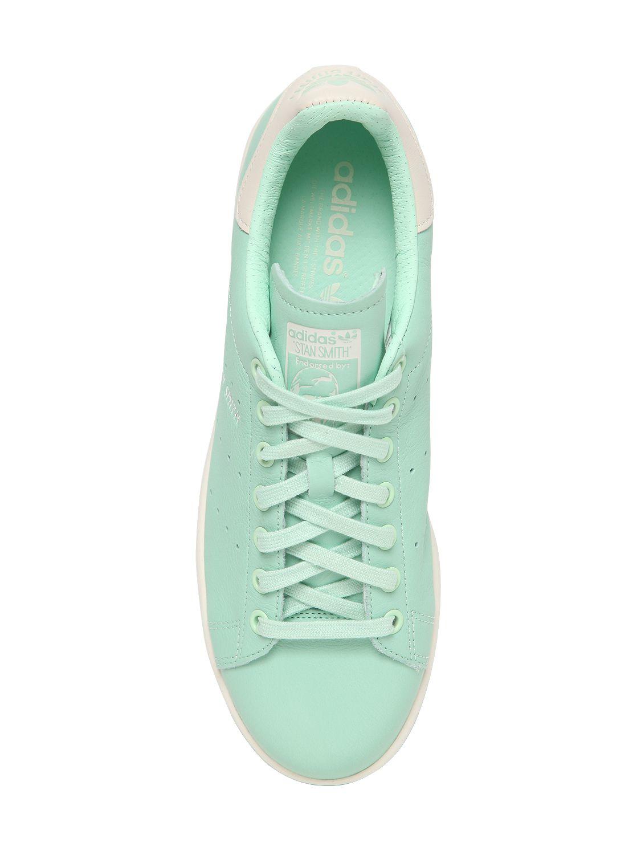 lyst adidas stan smith e scarpe blu originali.