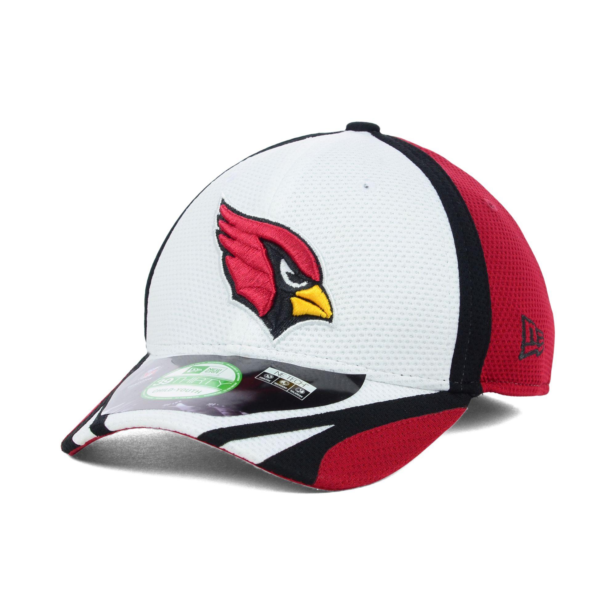 4c2a538b0 Lyst - Ktz Arizona Cardinals Training Camp 39thirty Kids Cap Or ...