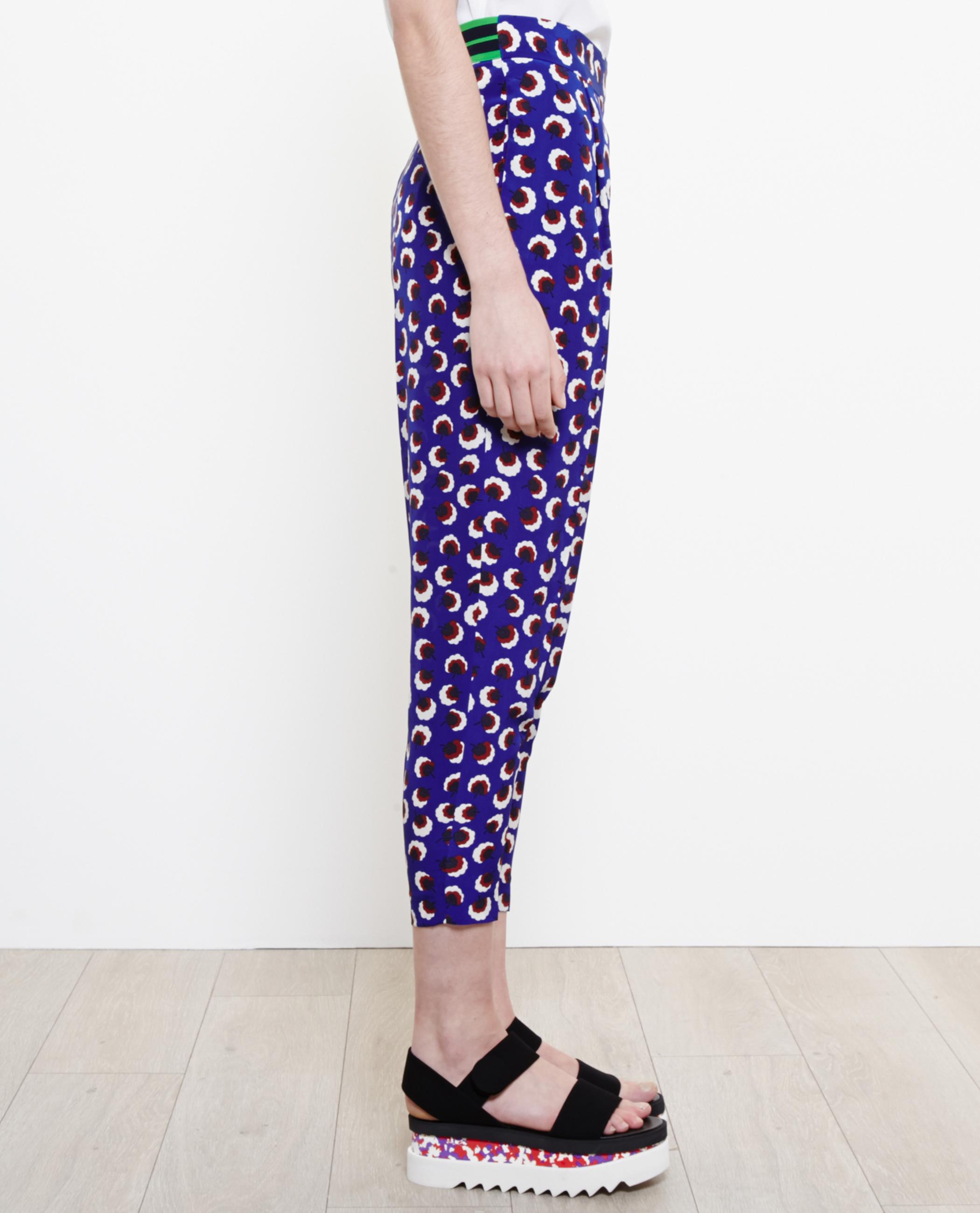 Silk smoking pants Stella McCartney 6UEWYdX
