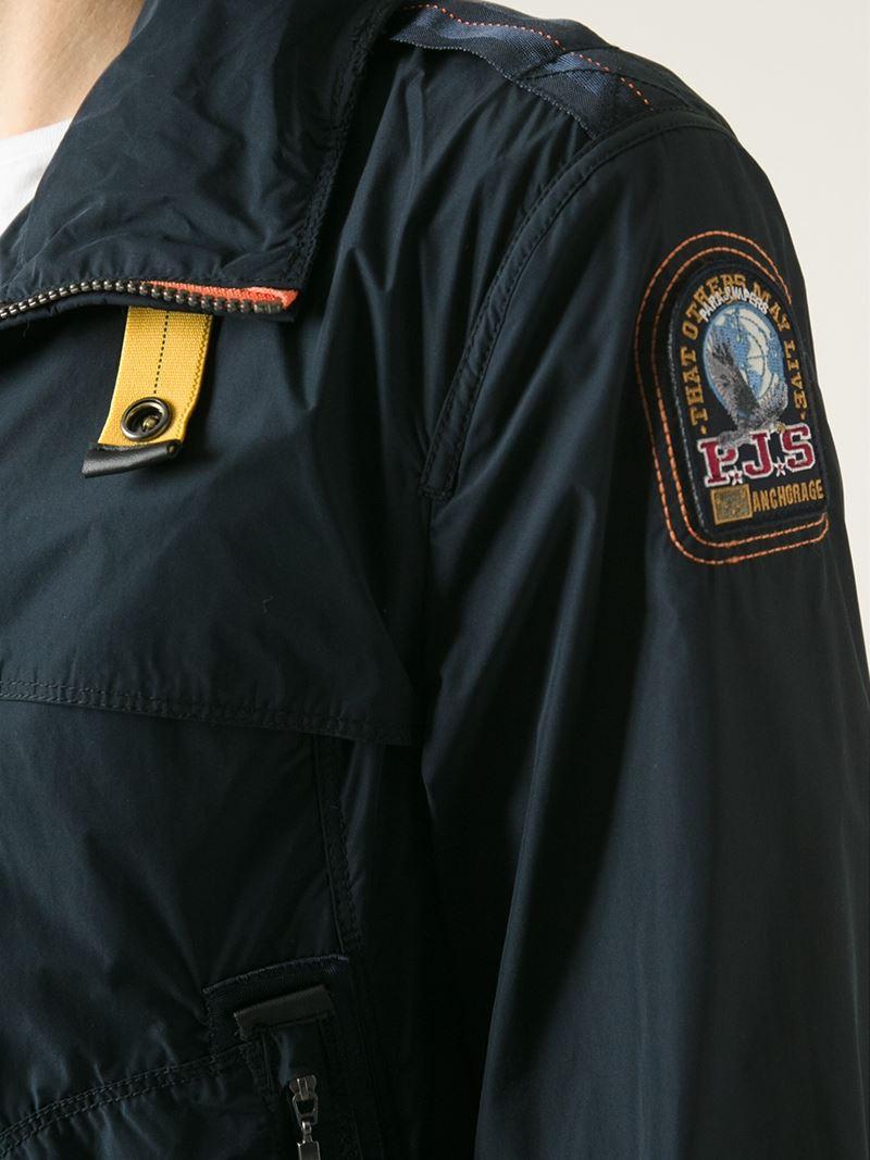 parajumpers echo windbreaker jacket