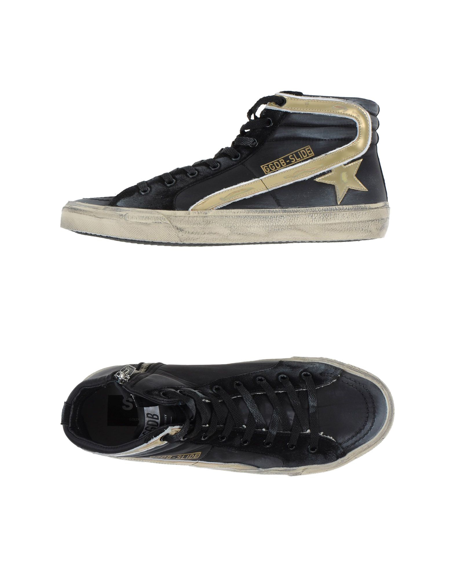 Golden goose deluxe brand High-tops & Trainers in Black ...