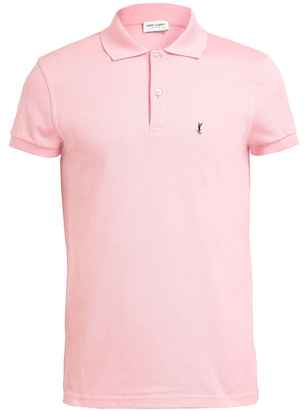 Polo T Shirt Pink South Park T Shirts