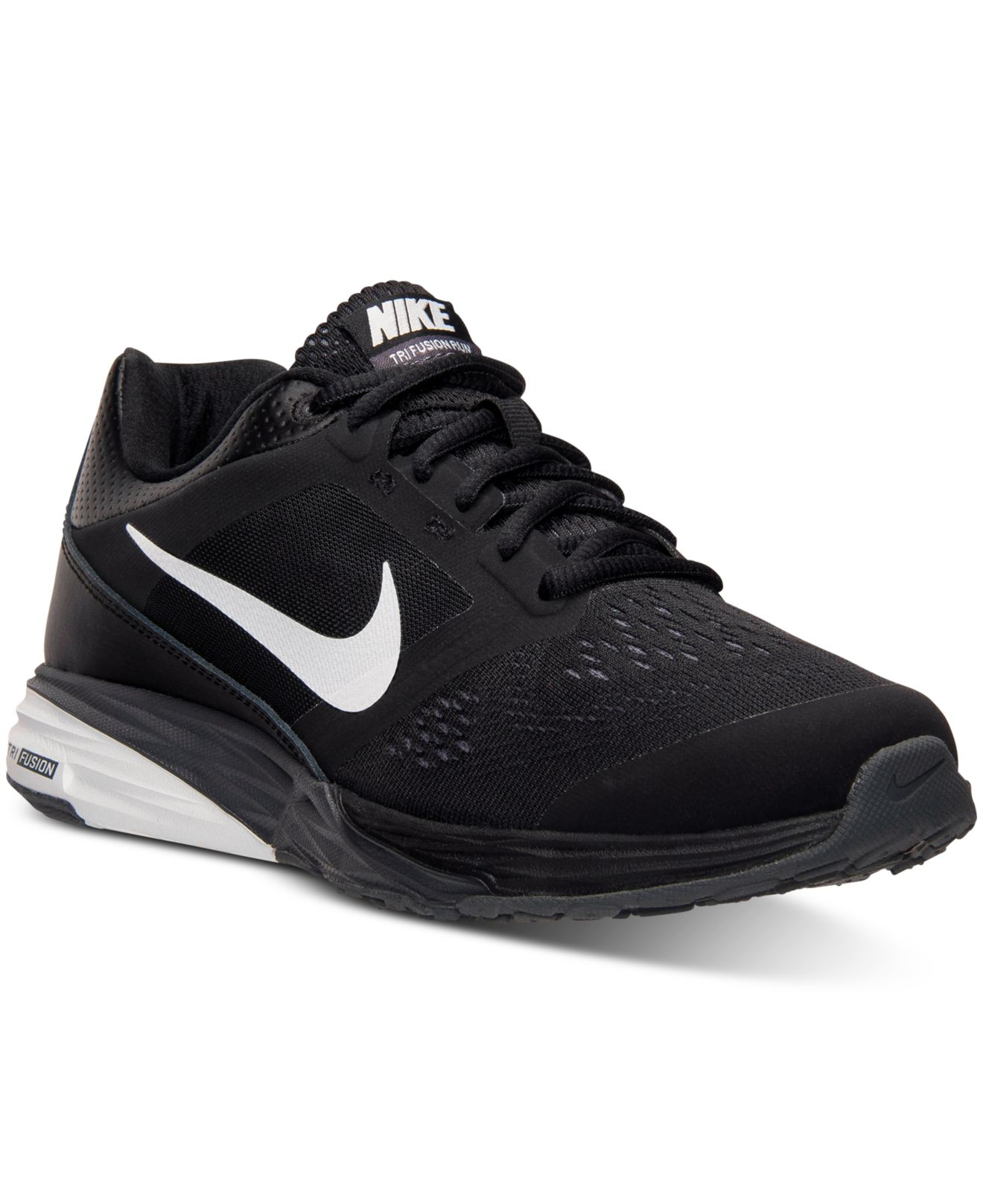 Lyst - Nike Men's Tri Fusion Run Running Sneakers From ...