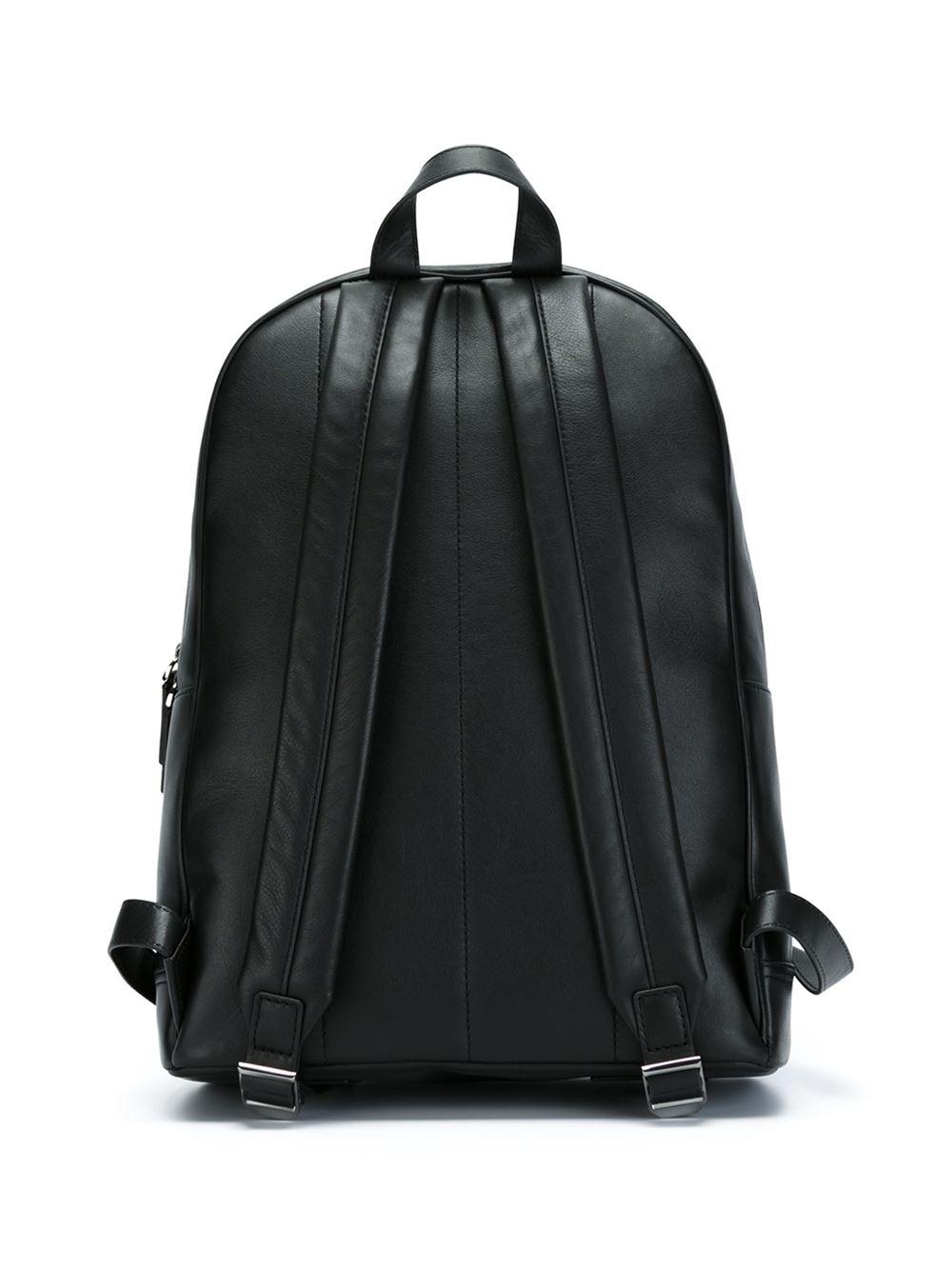00a2ebef96 Lyst - Michael Kors  kent  Backpack in Black for Men