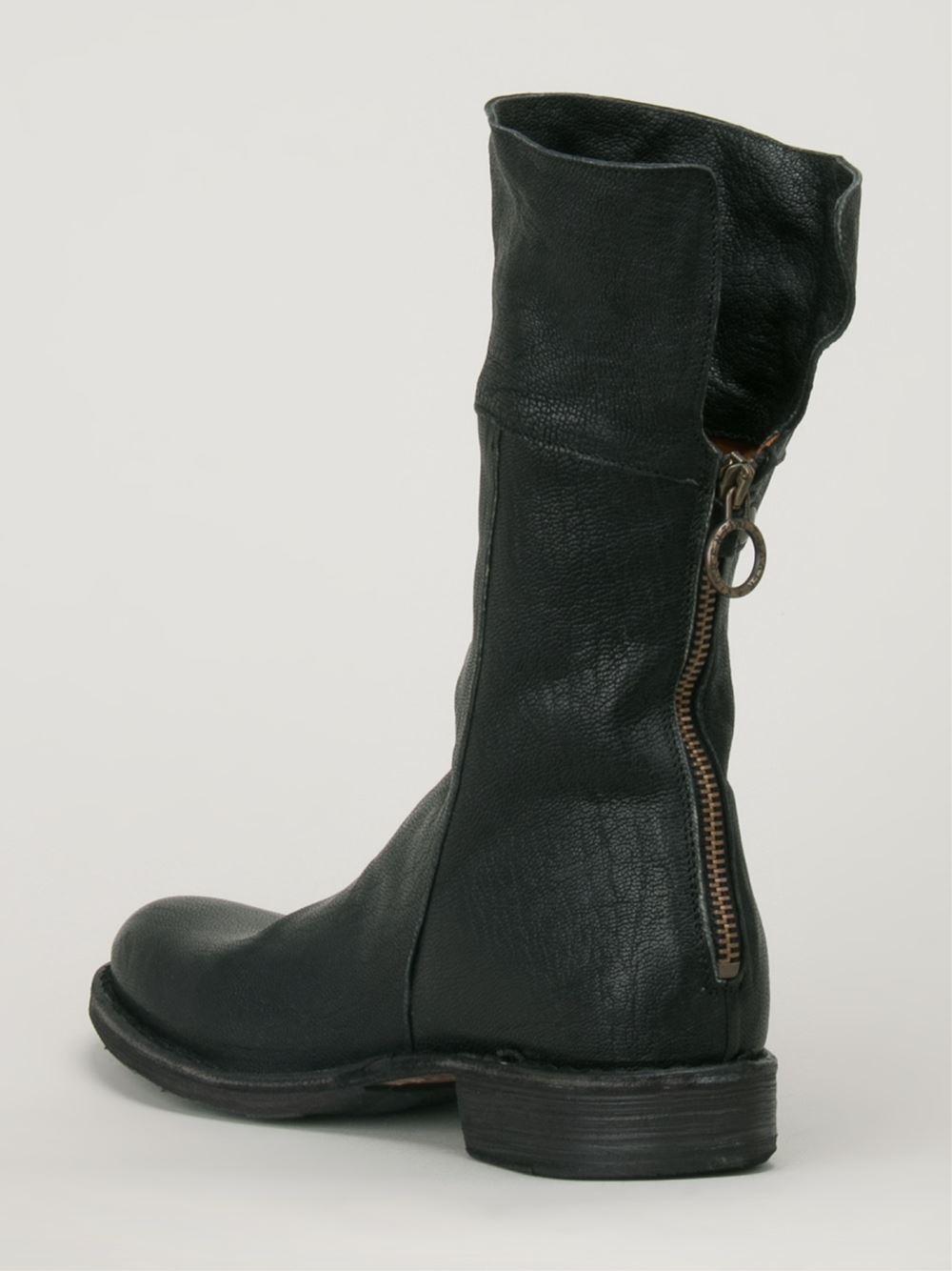 Lyst Fiorentini Baker Eternity Boots In Black