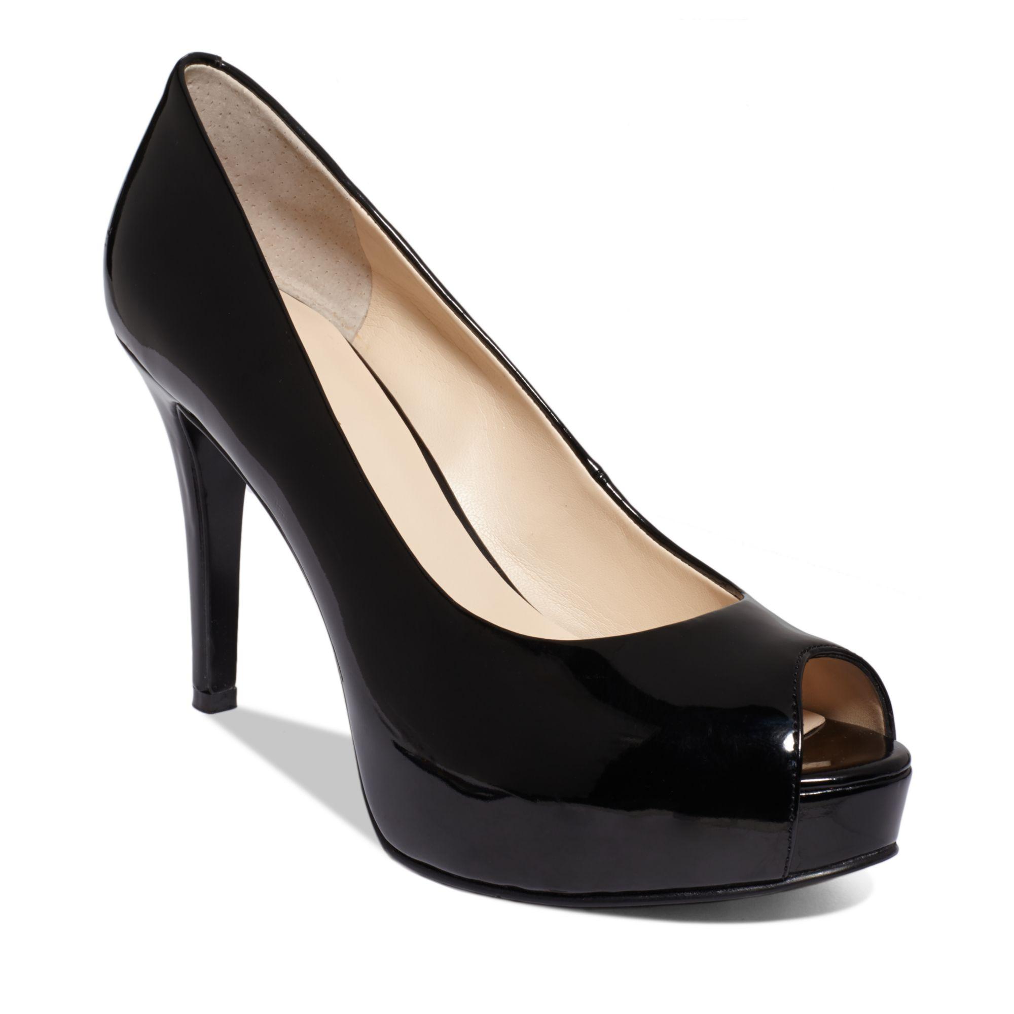 Nine West Shoes Black Pumps