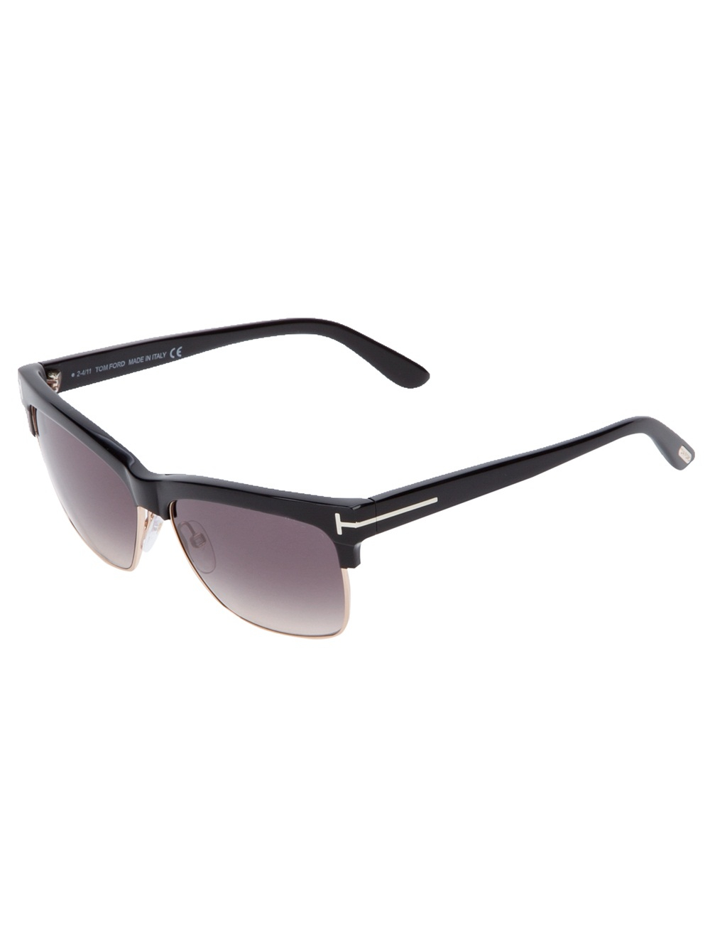 c7d87ad158d Lyst - Tom Ford Montgomery Sunglass in Black for Men