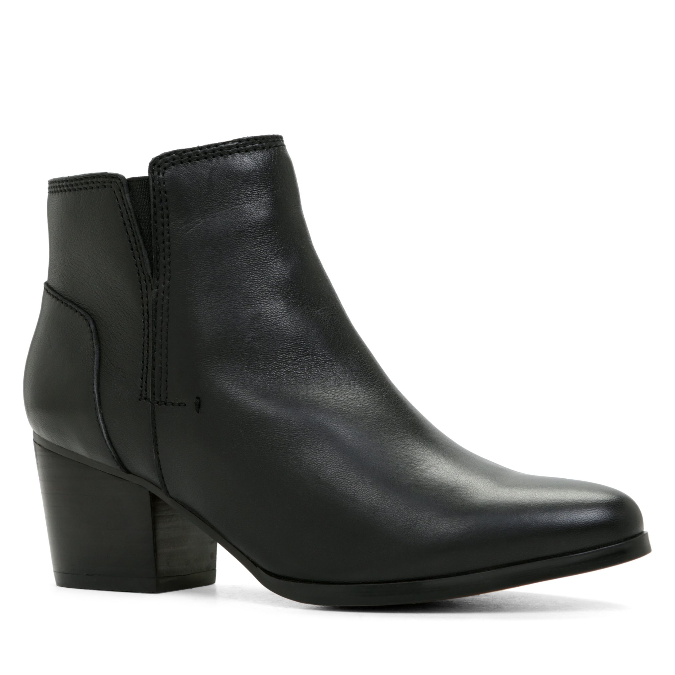 aldo lillianne ankle boots in black lyst