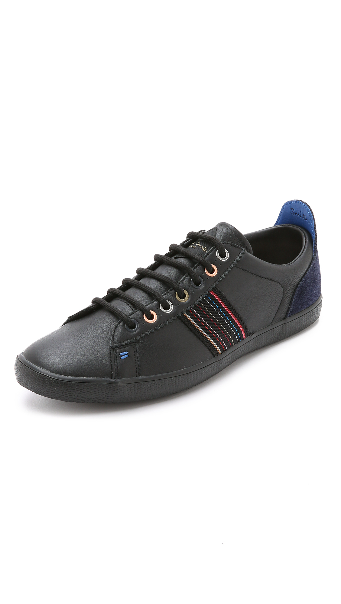 Paul Smith Osmo Sneakers In Black For Men Lyst