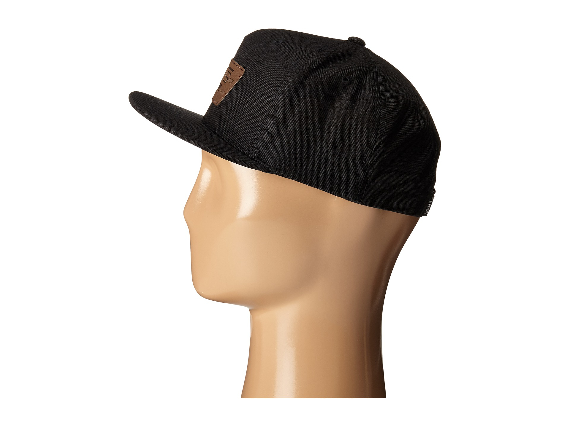 Lyst - Vans Full Patch Starter in Black for Men 6c8a7a8cfa9a