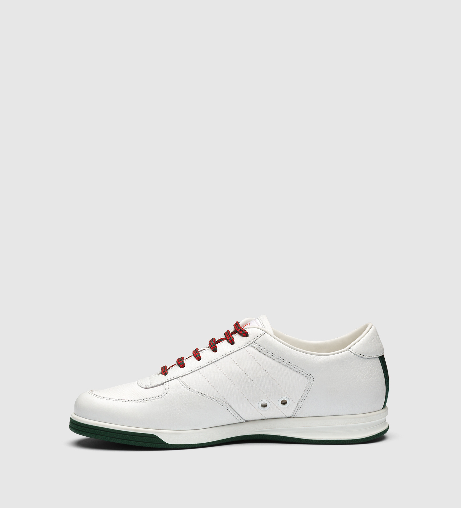 a2a8ec99ba2 Lyst - Gucci 1984 Low Top Sneaker In Leather in White