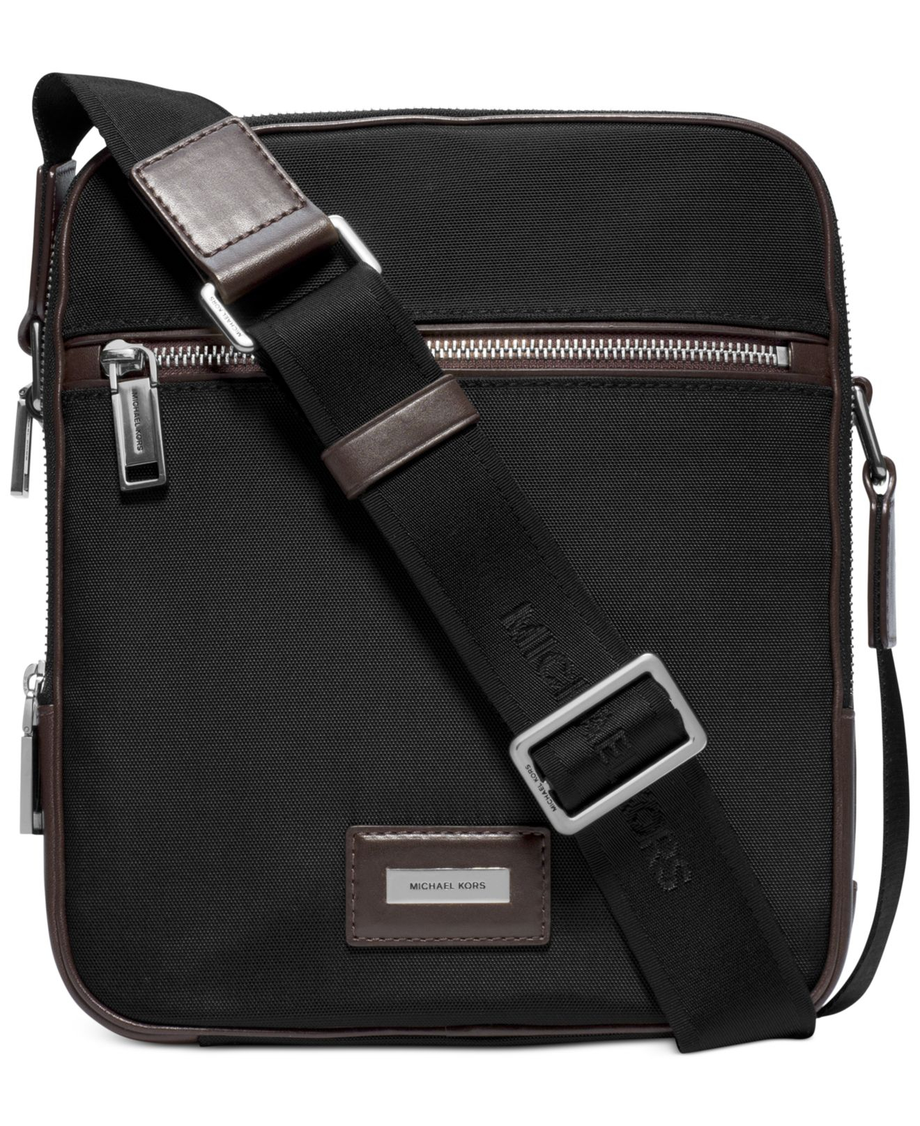 d20b6eef0cfb Lyst - Michael Kors Windsor Small Flight Bag in Black for Men
