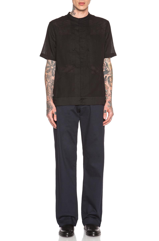 Wide Leg Chino Pants - Pant Row