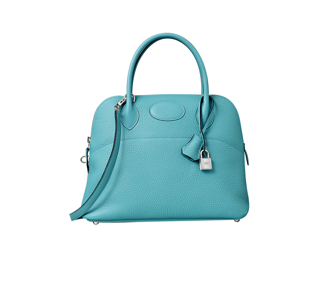birkin bag look alike - hermes azap mint green wallet